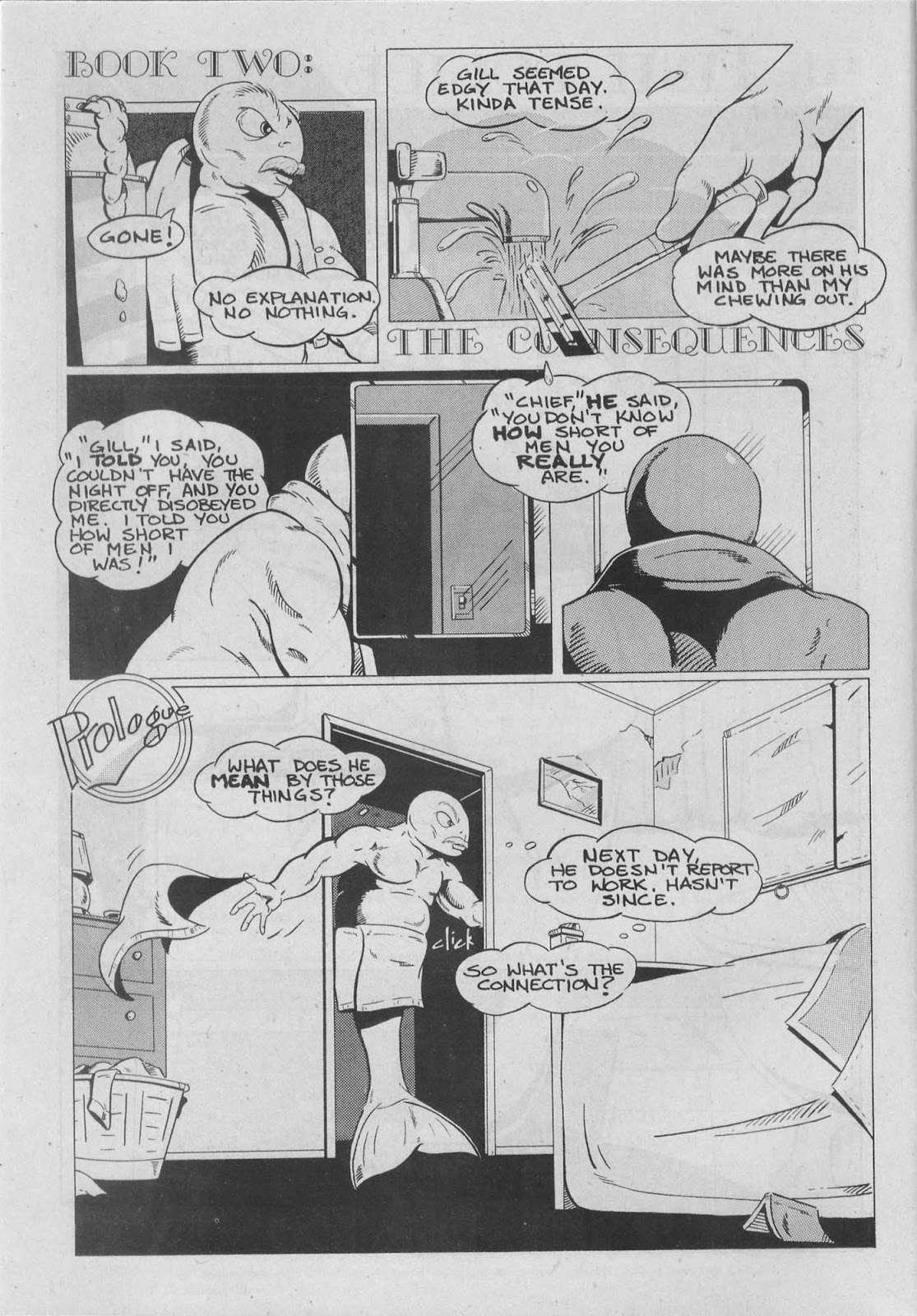 The Fish Police issue 2 - Page 4