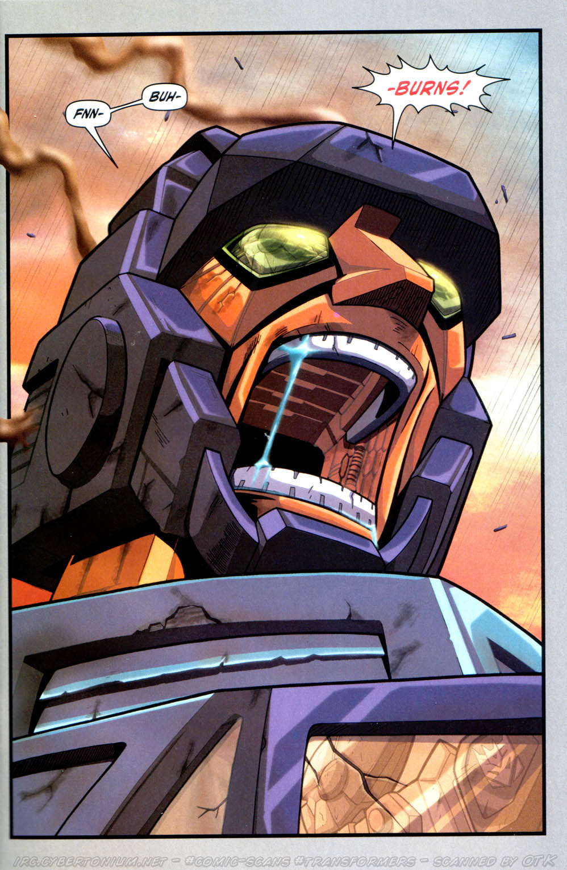 Read online Transformers Armada comic -  Issue #13 - 3