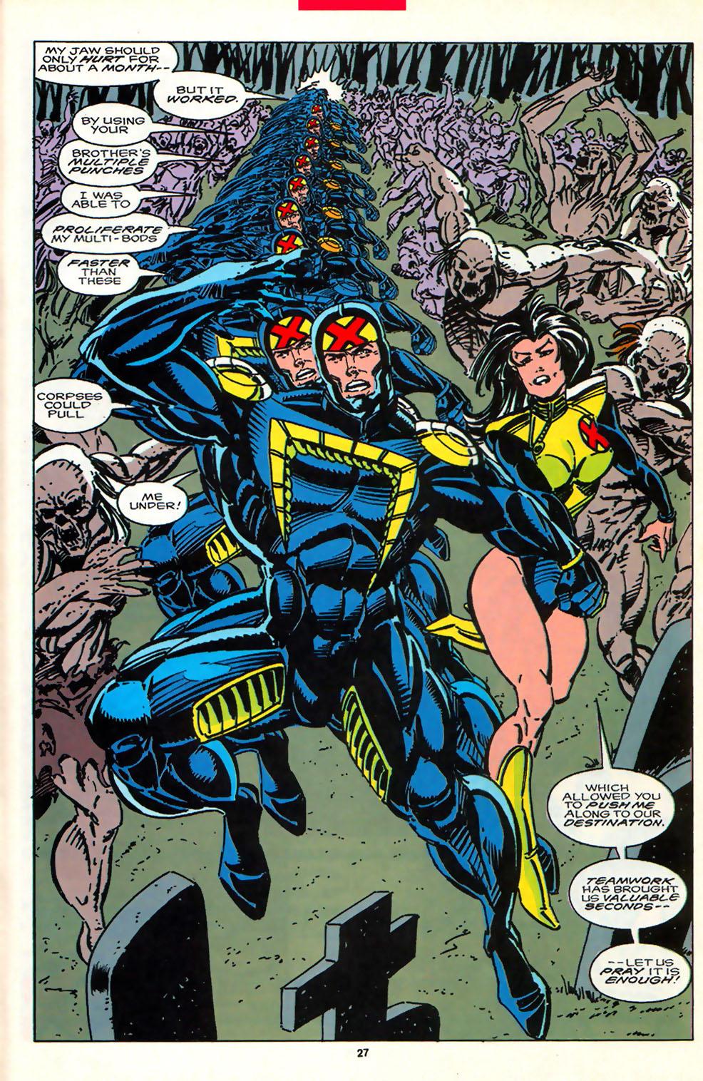 Read online Alpha Flight (1983) comic -  Issue #107 - 21
