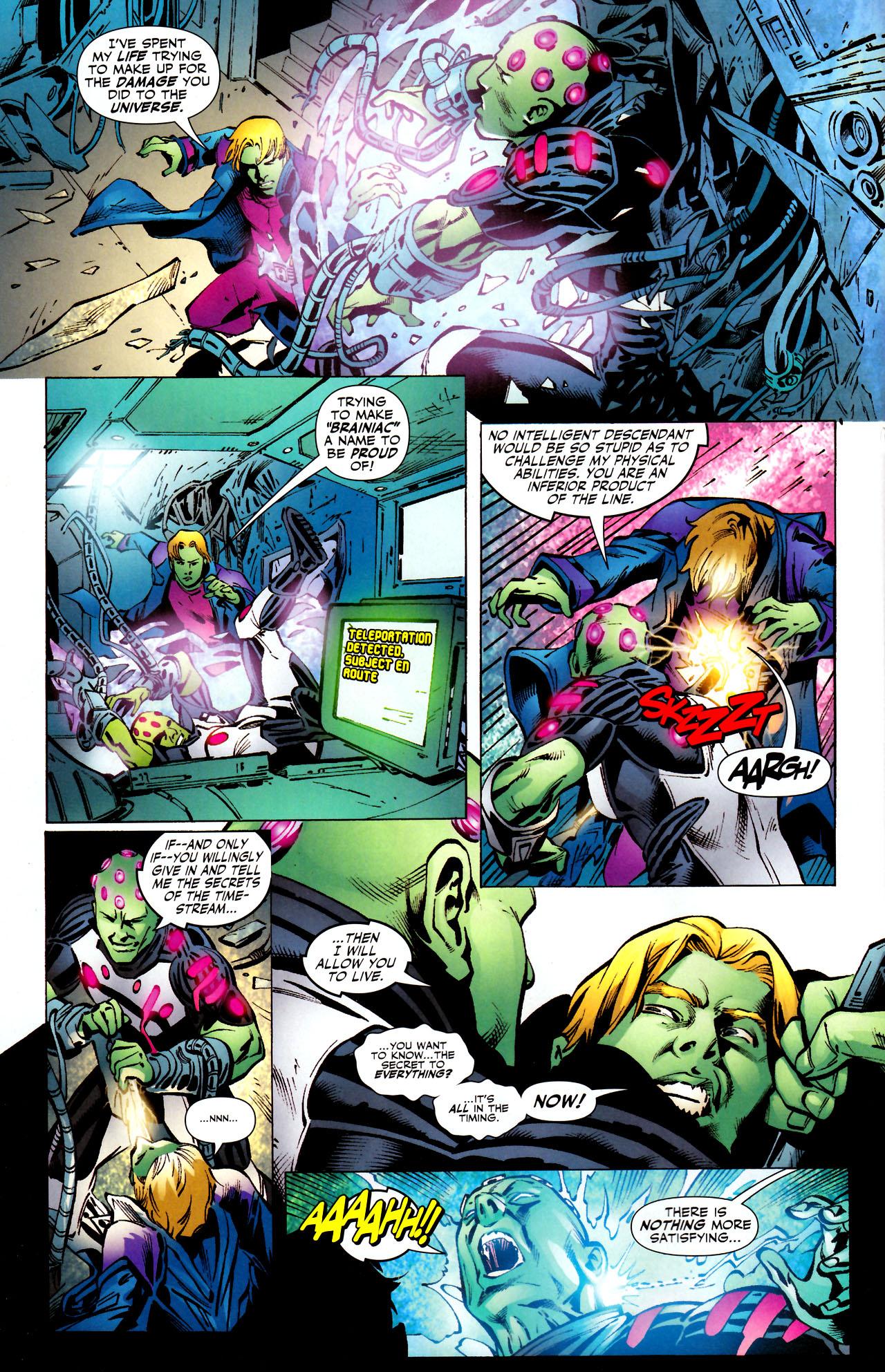 Read online Adventure Comics (2009) comic -  Issue #11 - 7