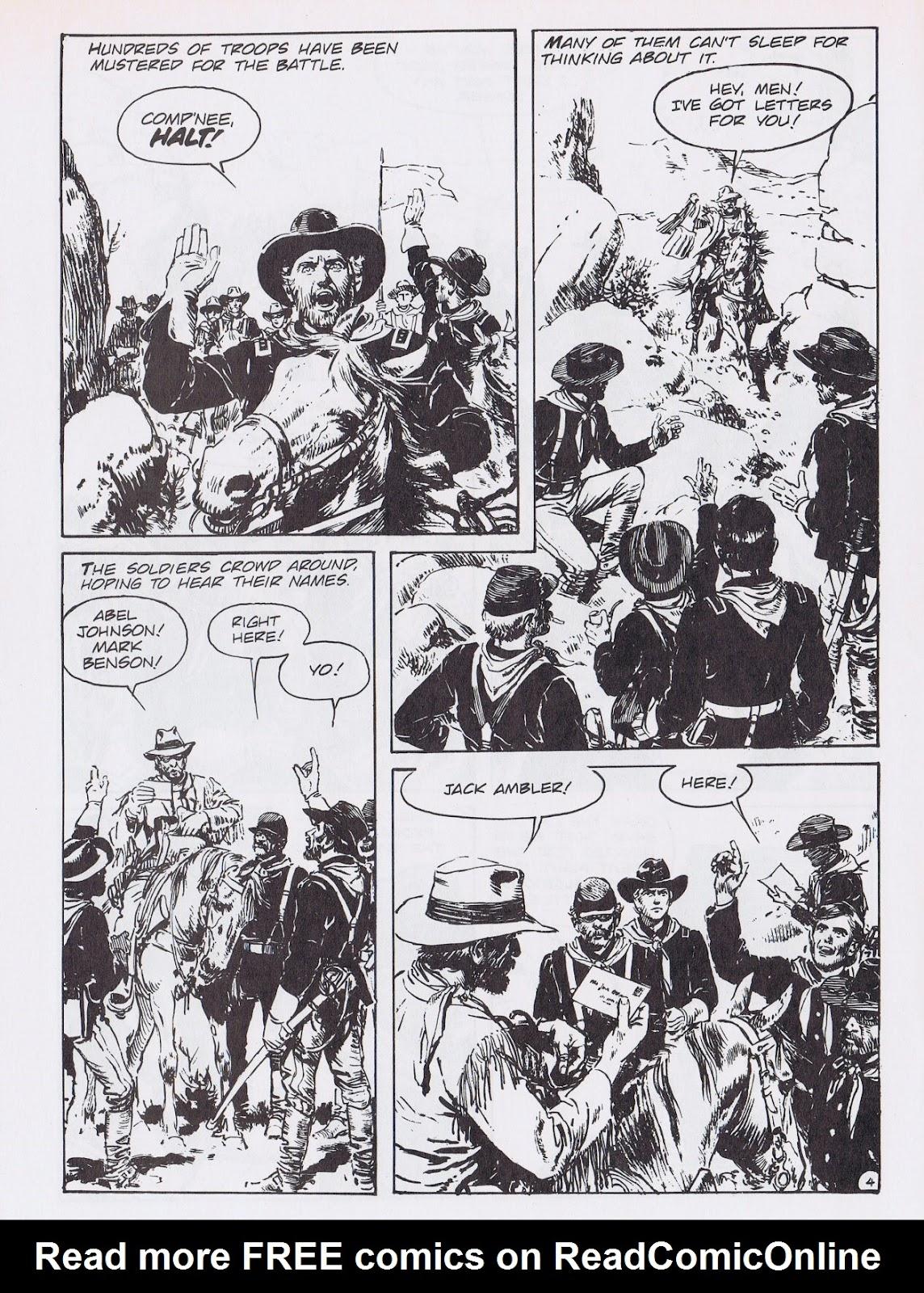 Read online Merchants of Death comic -  Issue #2 - 6