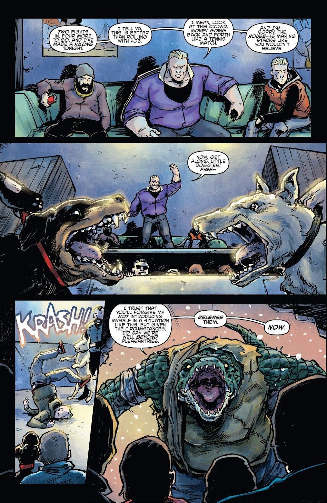 Read online Teenage Mutant Ninja Turtles: The IDW Collection comic -  Issue # TPB 8 (Part 3) - 54