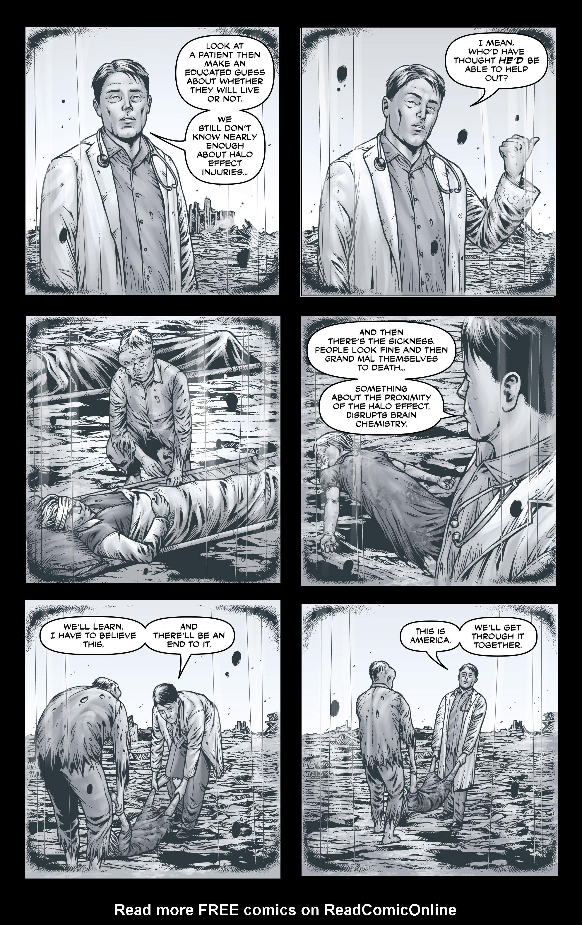 Read online Uber: Invasion comic -  Issue #2 - 15
