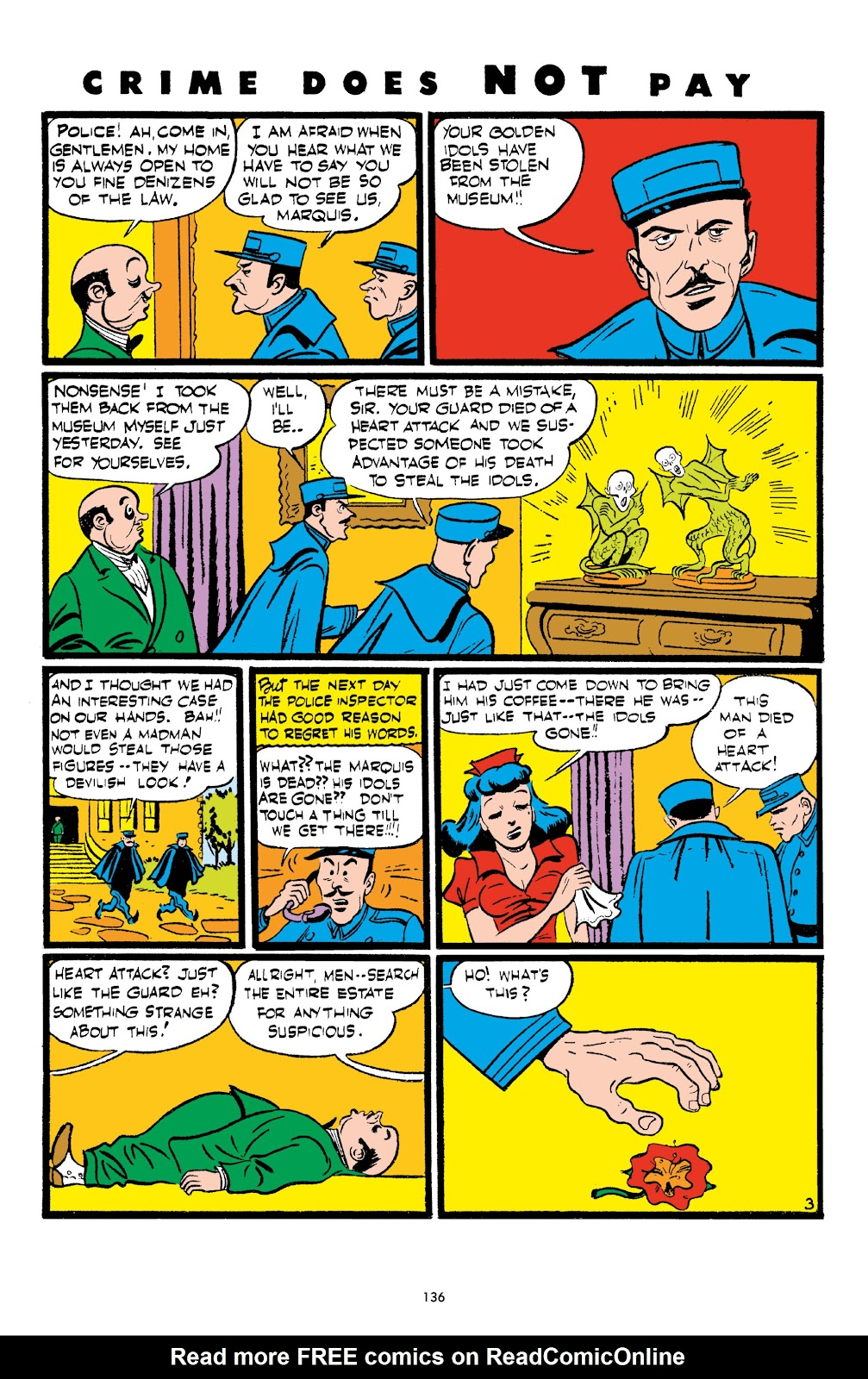 Read online Crime Does Not Pay Archives comic -  Issue # TPB 4 (Part 2) - 36
