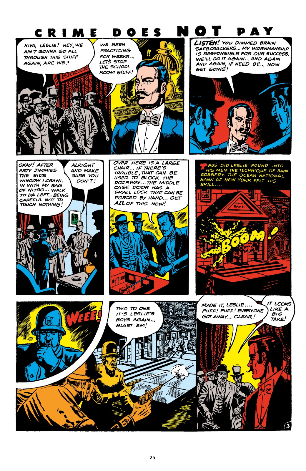 Read online Crime Does Not Pay Archives comic -  Issue # TPB 6 (Part 1) - 27