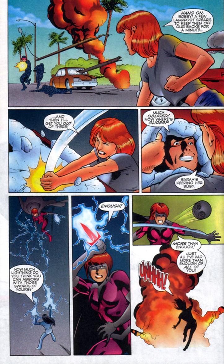Read online Spider-Man/Gen13 comic -  Issue # Full - 41