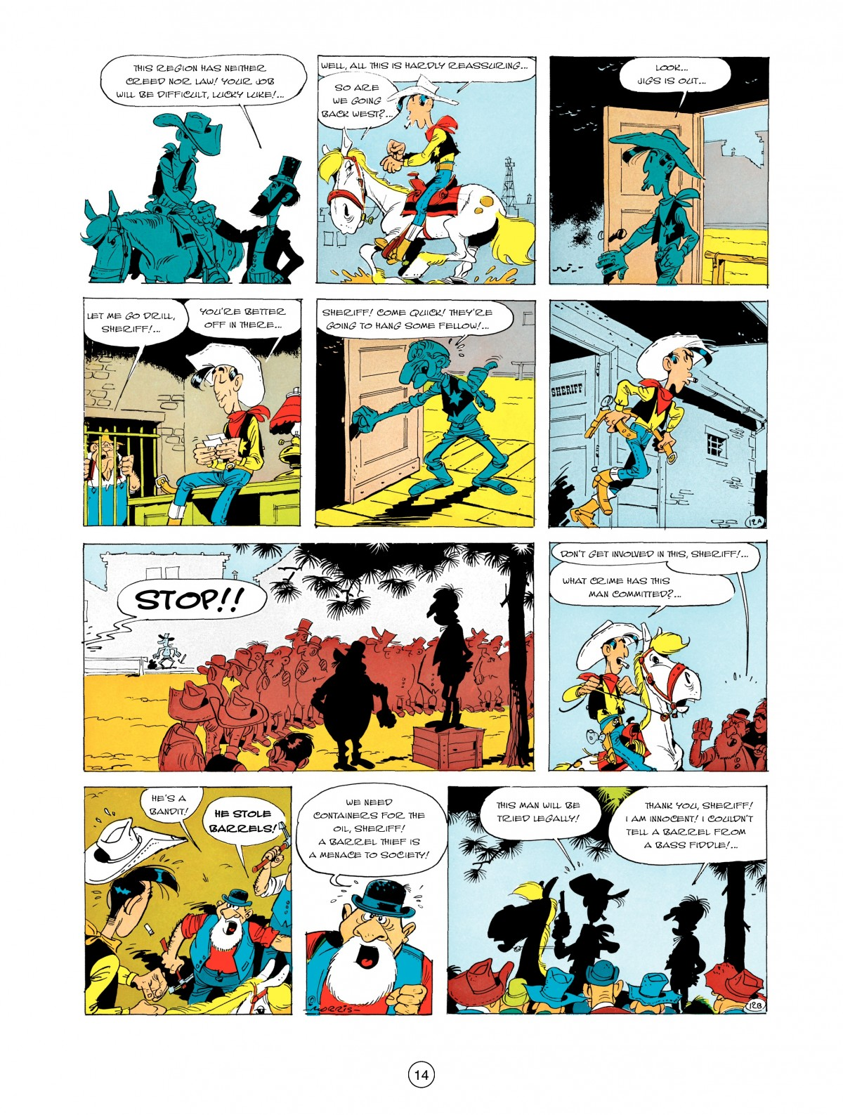 A Lucky Luke Adventure 5 Page 15