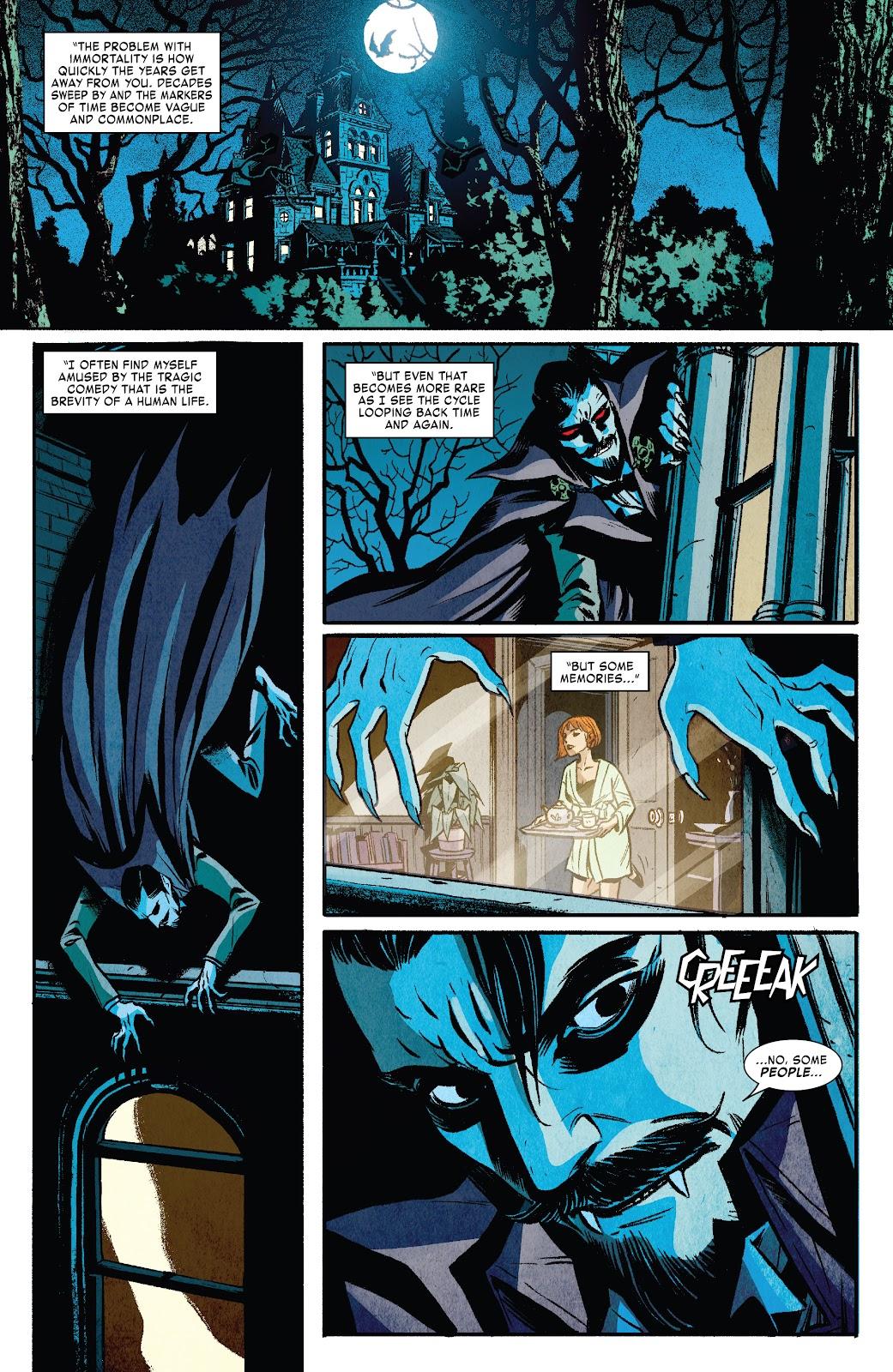 Read online Bizarre Adventures (2019) comic -  Issue # Full - 23
