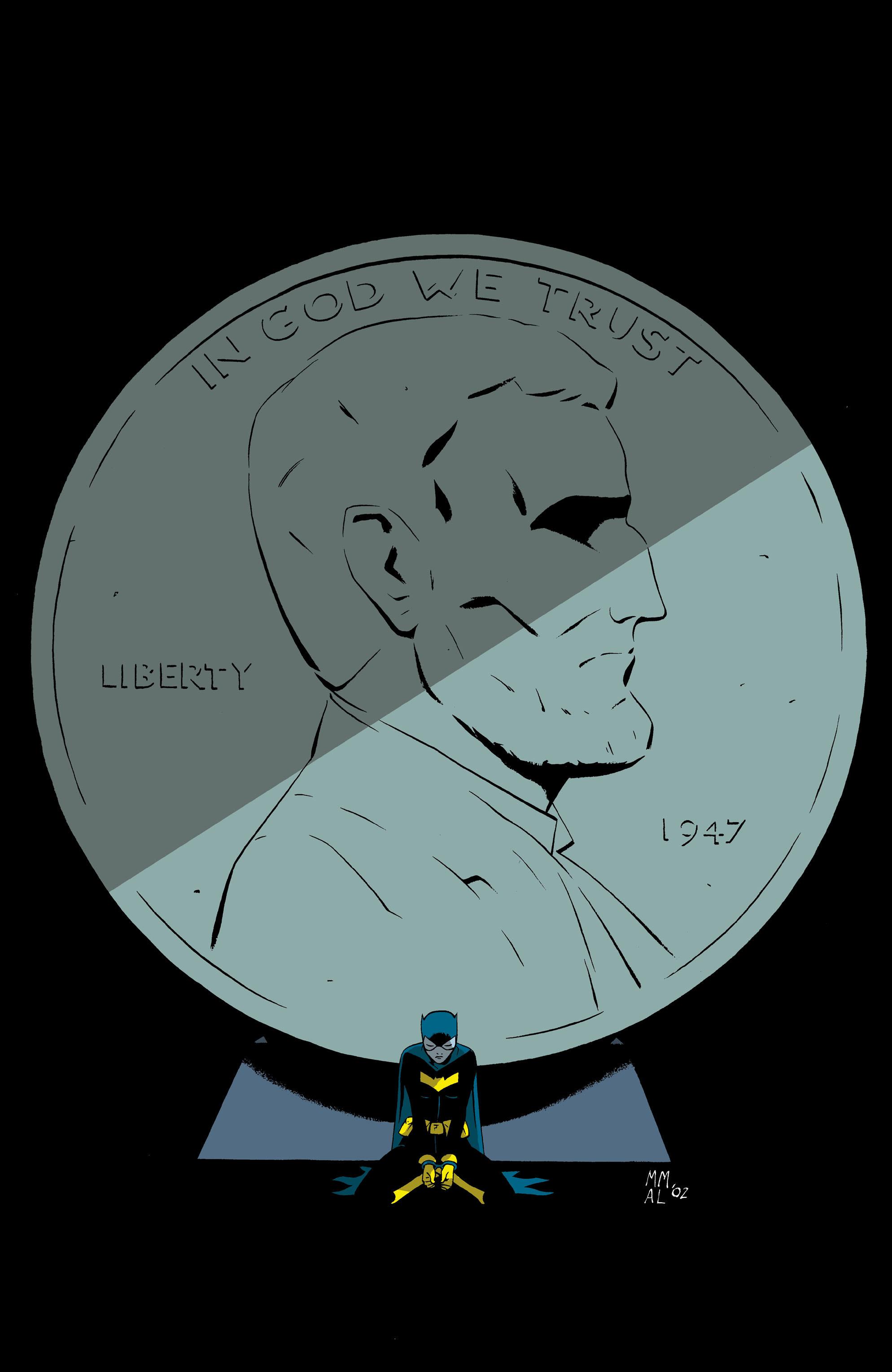 Read online Batgirl/Robin: Year One comic -  Issue # TPB 2 - 62