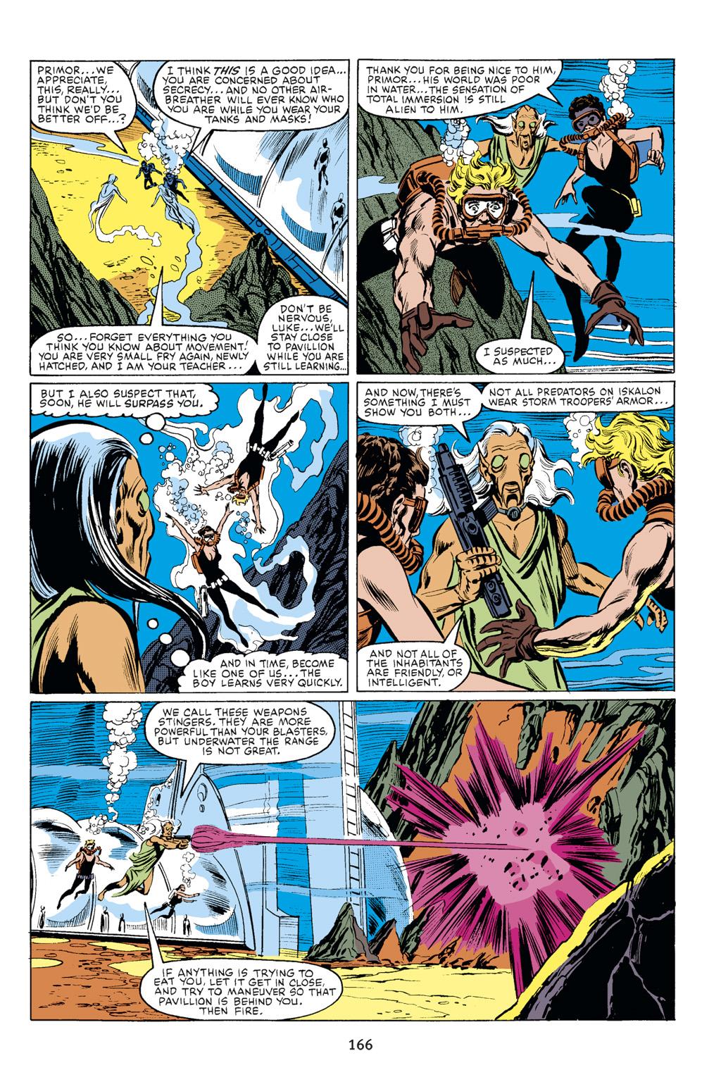 Read online Star Wars Omnibus comic -  Issue # Vol. 18 - 155