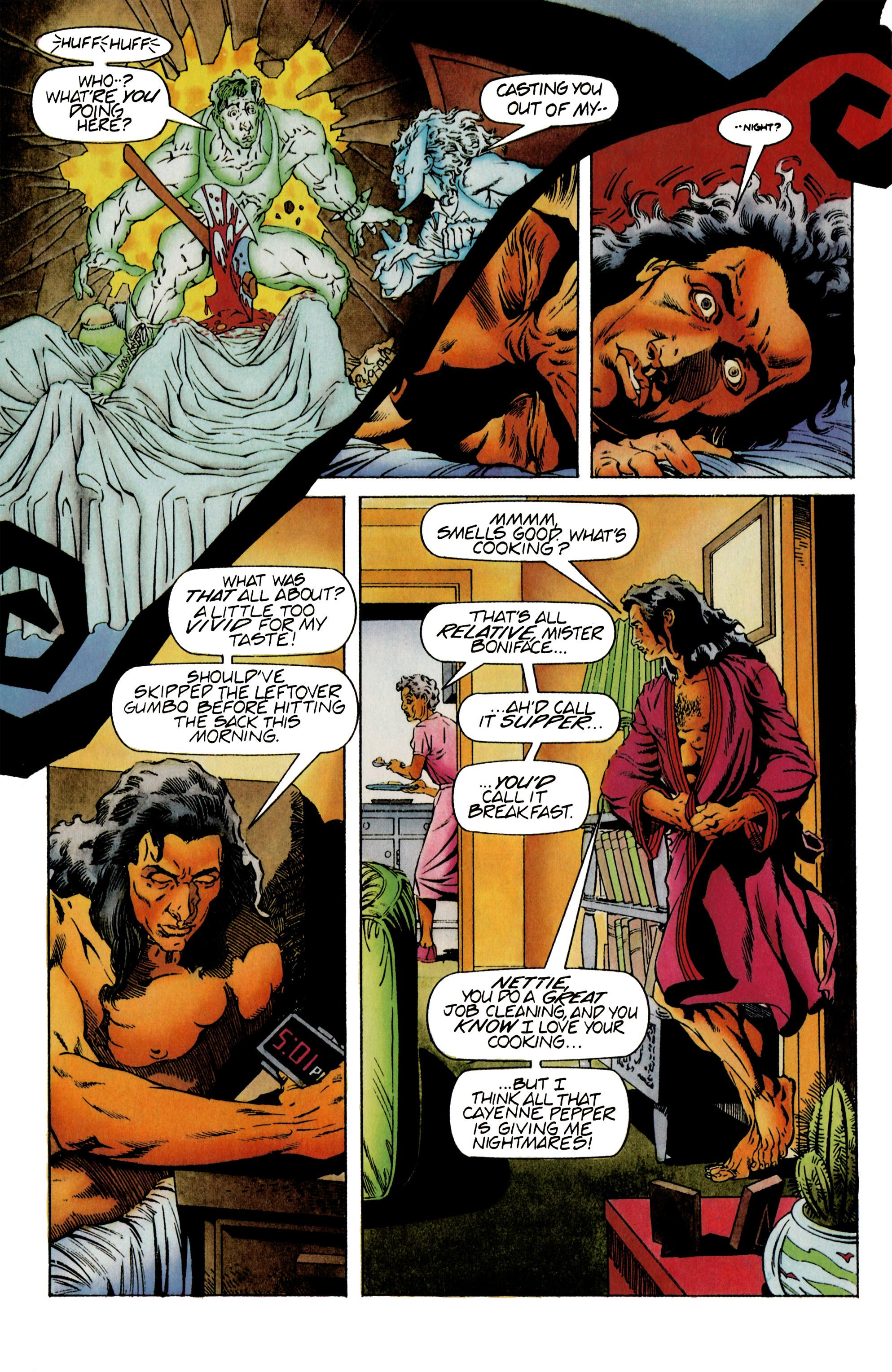 Read online Shadowman (1992) comic -  Issue #25 - 6