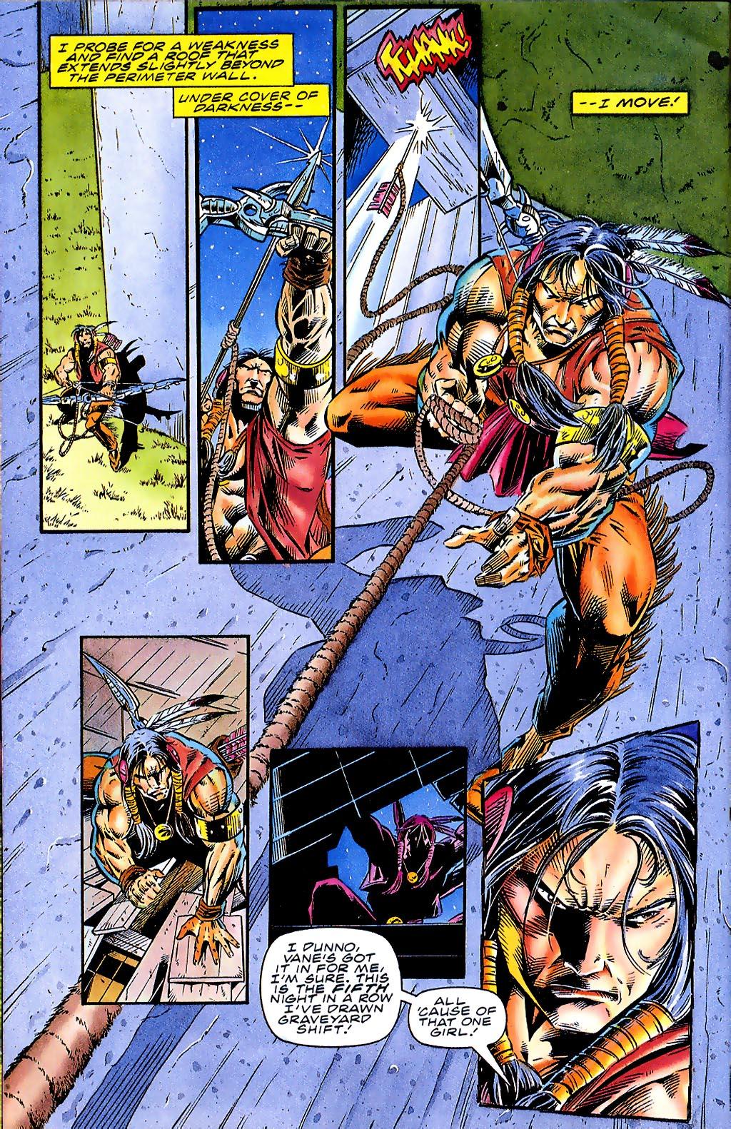 Read online Turok, Dinosaur Hunter (1993) comic -  Issue #41 - 15