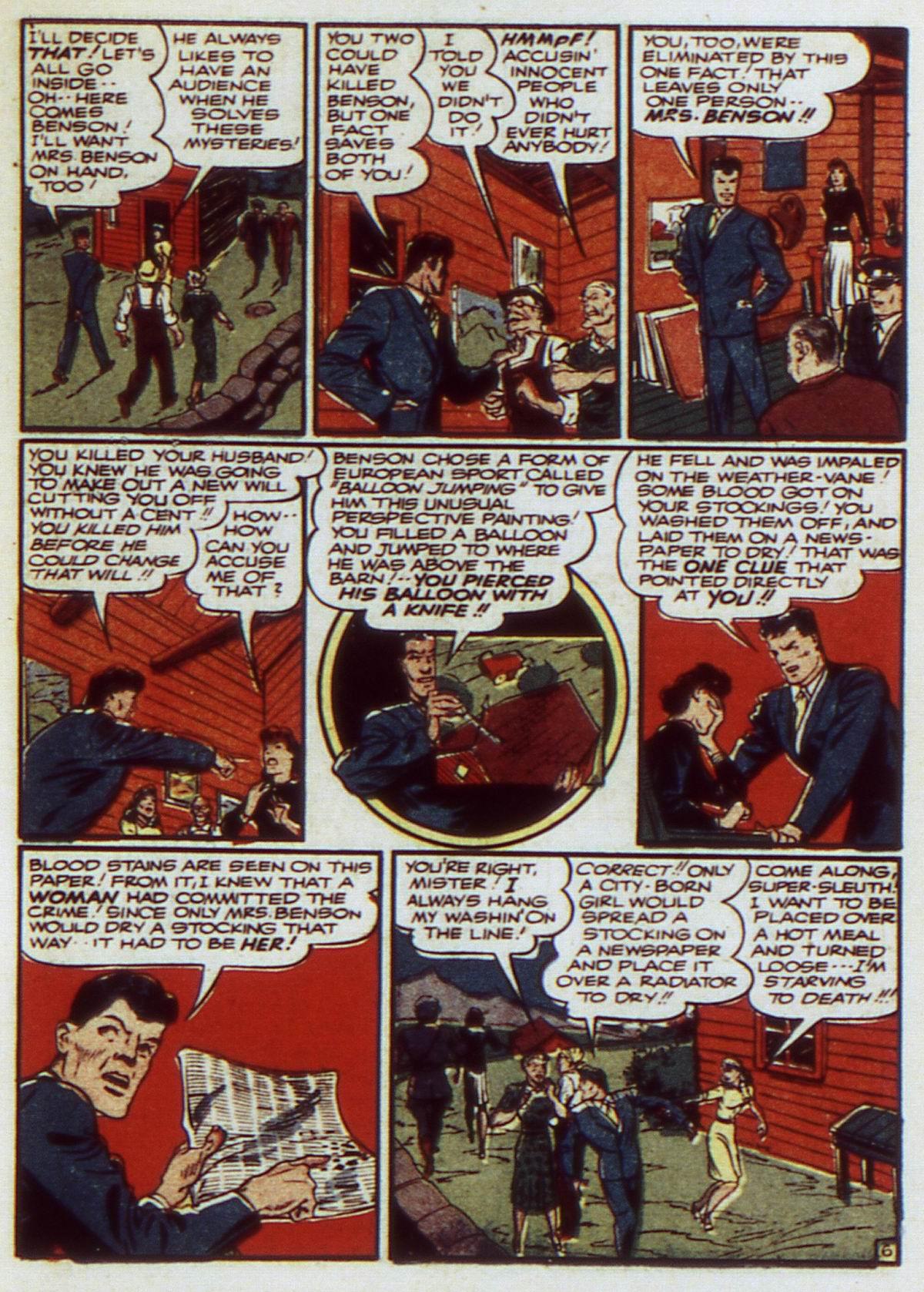 Detective Comics (1937) 61 Page 28