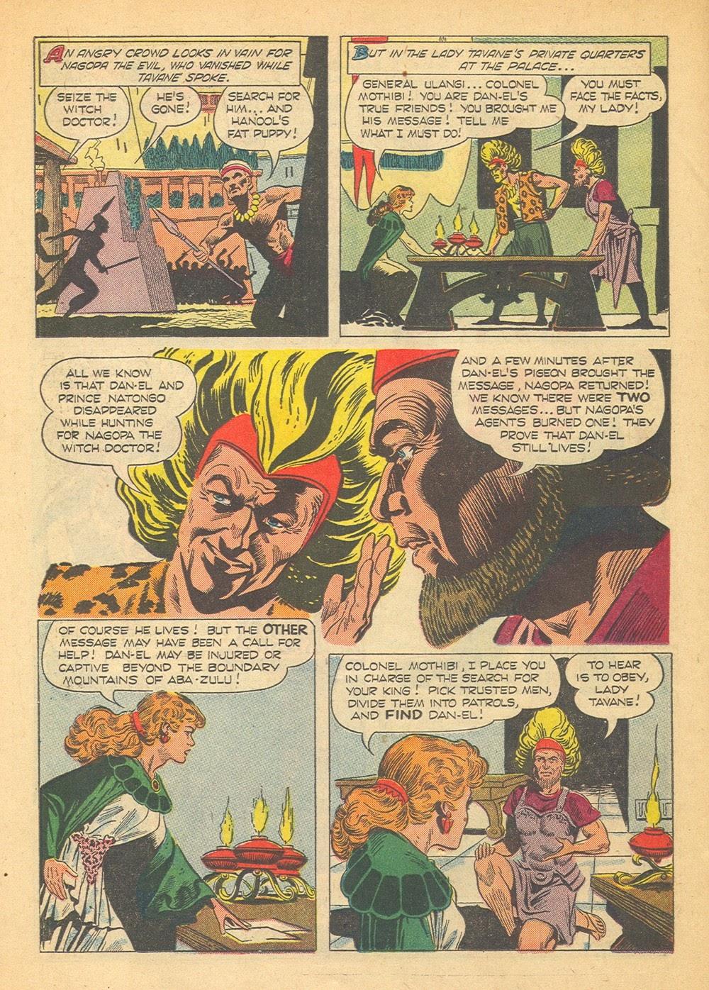 Tarzan (1948) issue 57 - Page 46