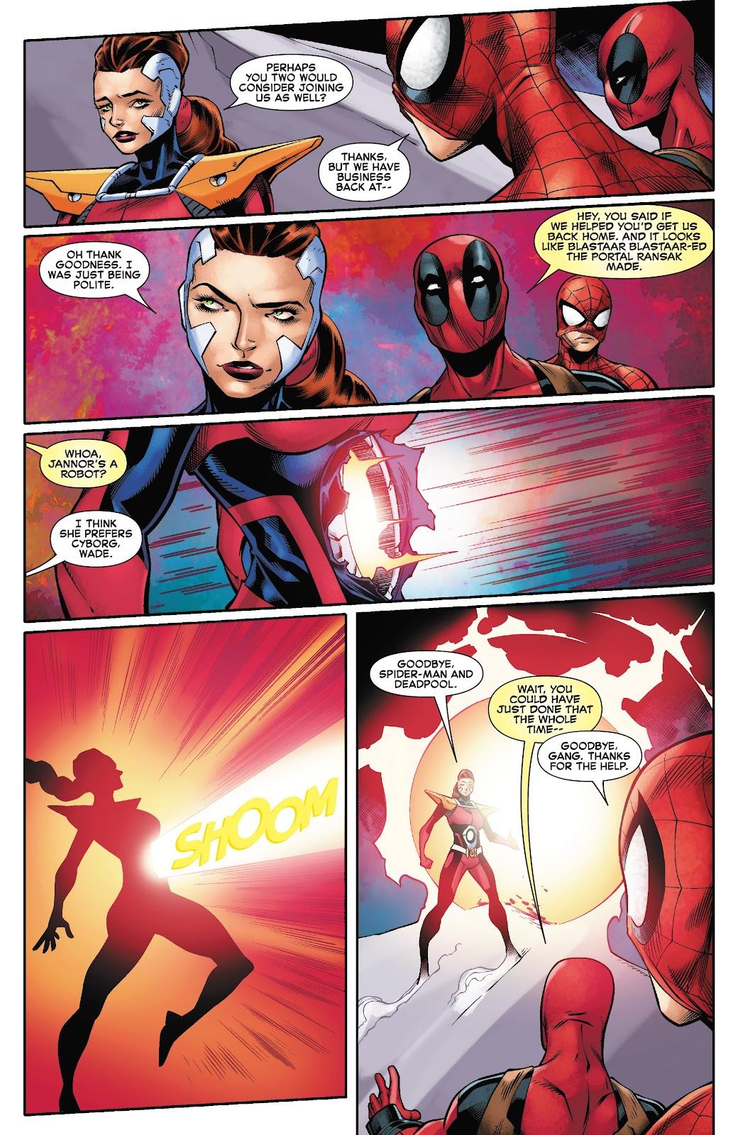 Read online Spider-Man/Deadpool comic -  Issue #45 - 20
