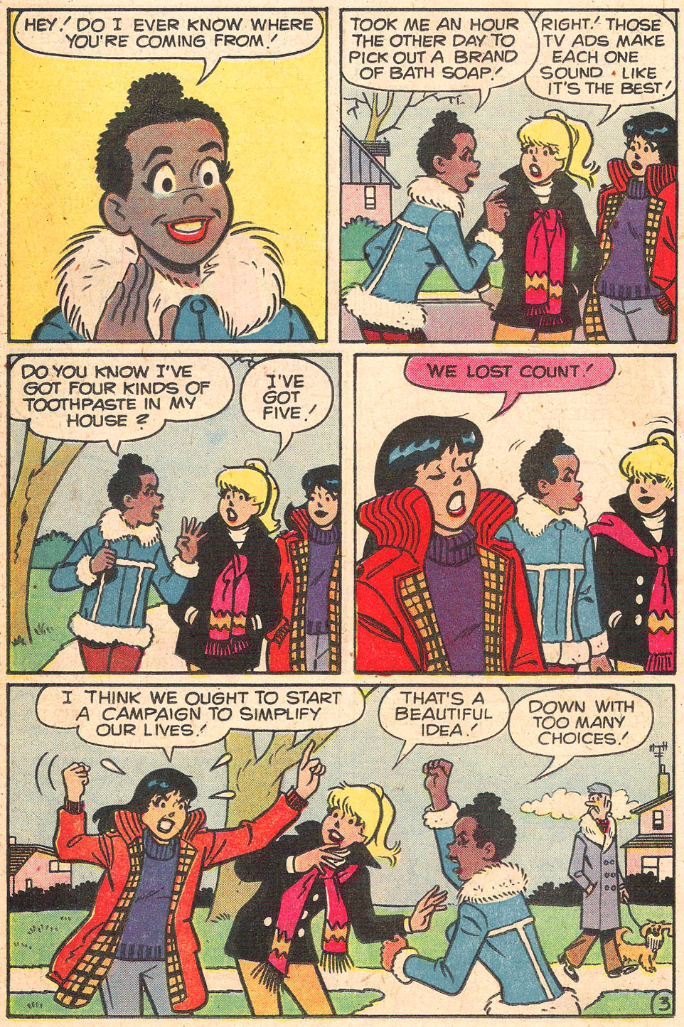 Read online Archie's Girls Betty and Veronica comic -  Issue #278 - 22