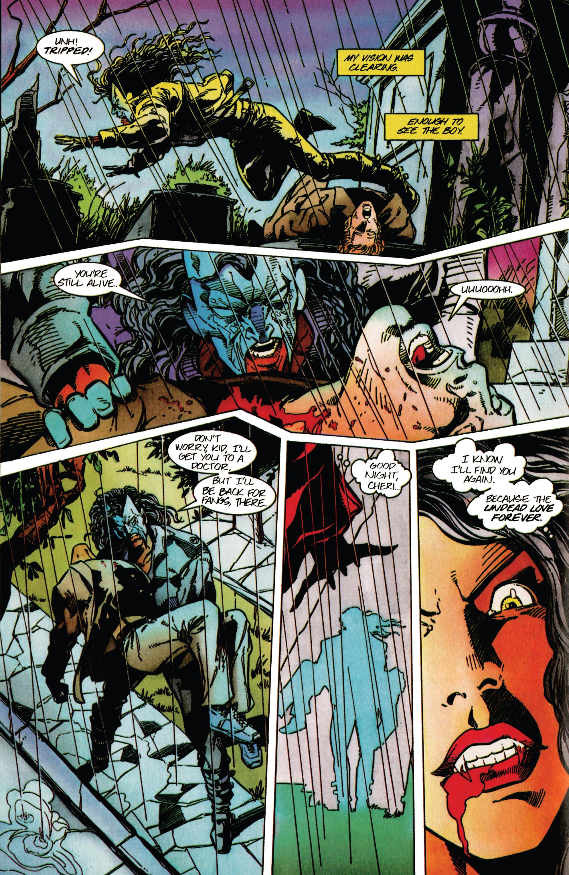 Read online Shadowman (1992) comic -  Issue #40 - 11