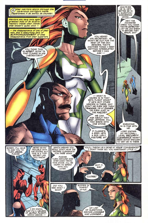 Read online Alpha Flight (1997) comic -  Issue #7 - 19