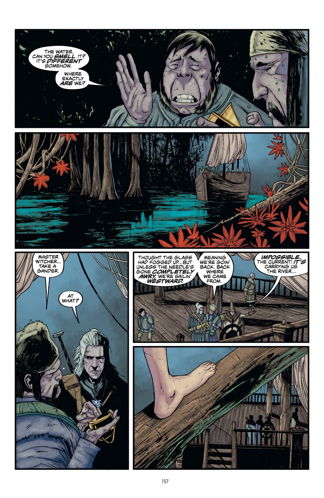 Read online The Witcher Omnibus comic -  Issue # TPB (Part 2) - 58