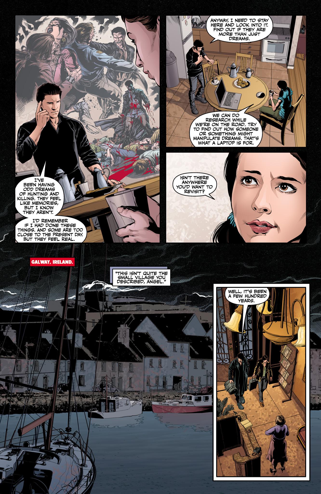 Read online Angel & Faith Season 10 comic -  Issue #15 - 6