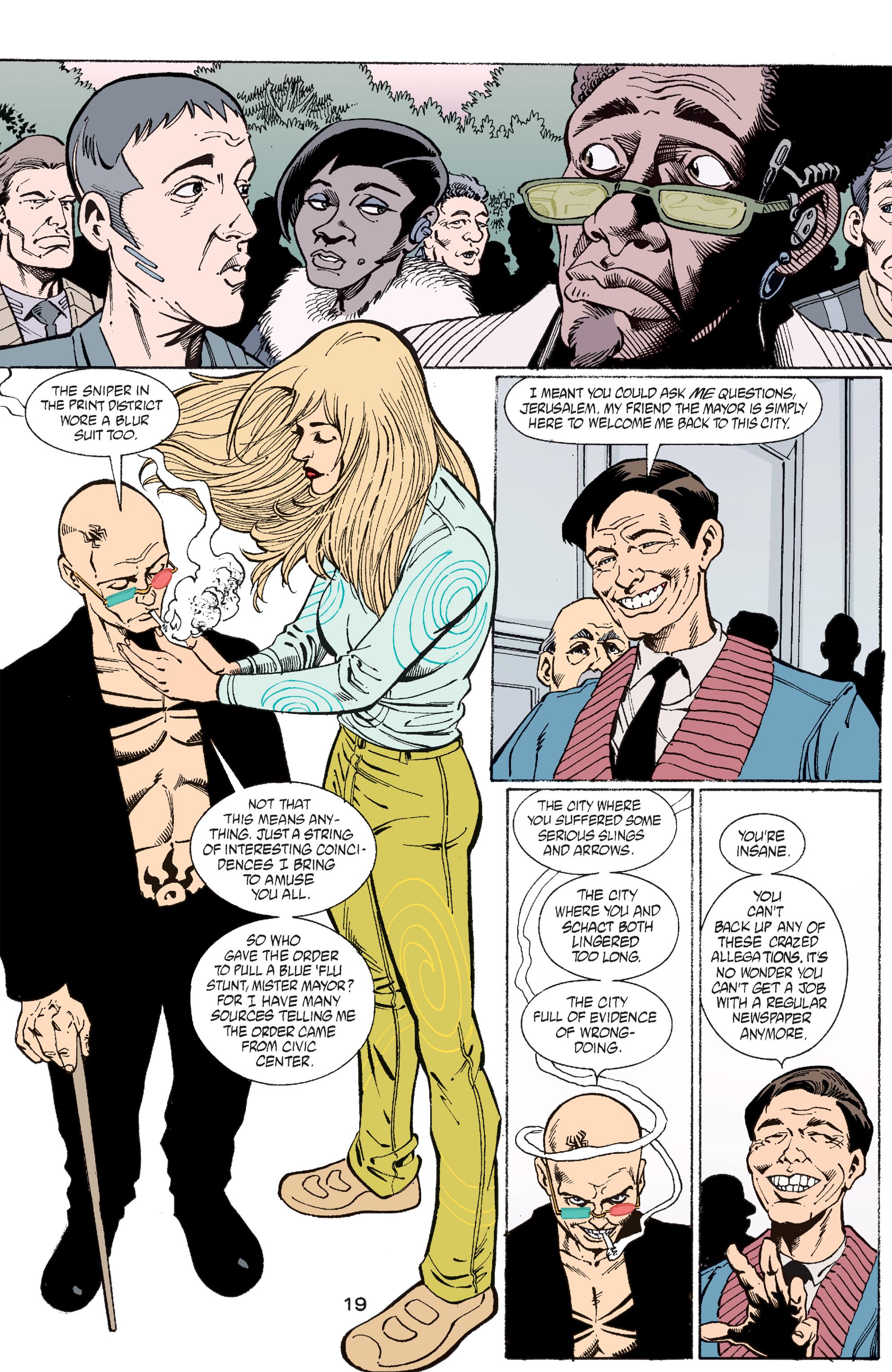 Read online Transmetropolitan comic -  Issue #47 - 20