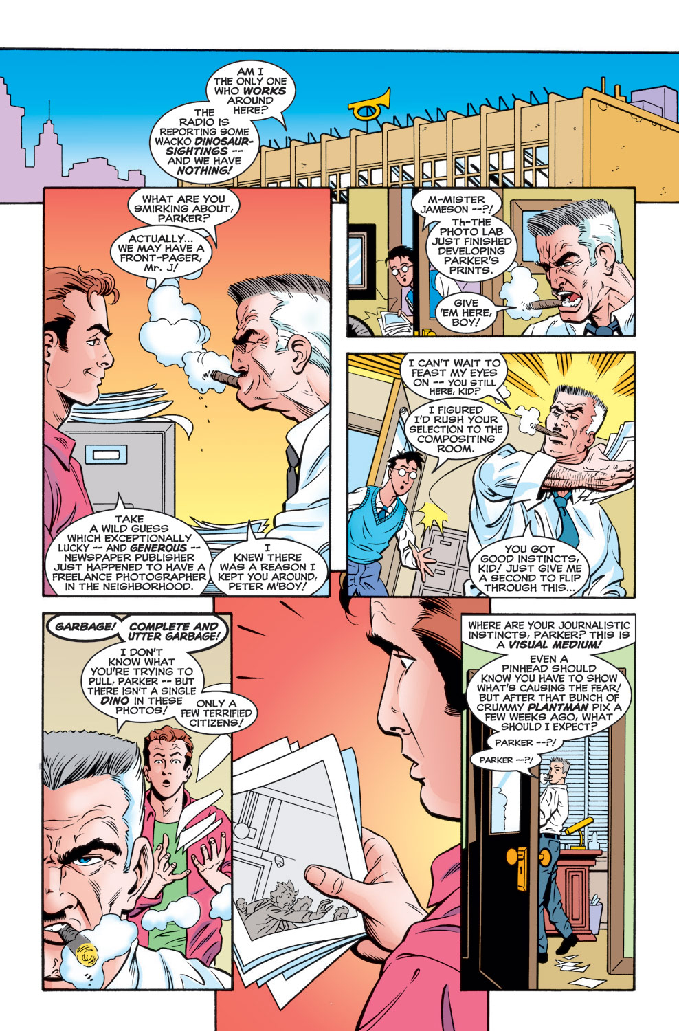 The Amazing Spider-Man (1963) 438 Page 7