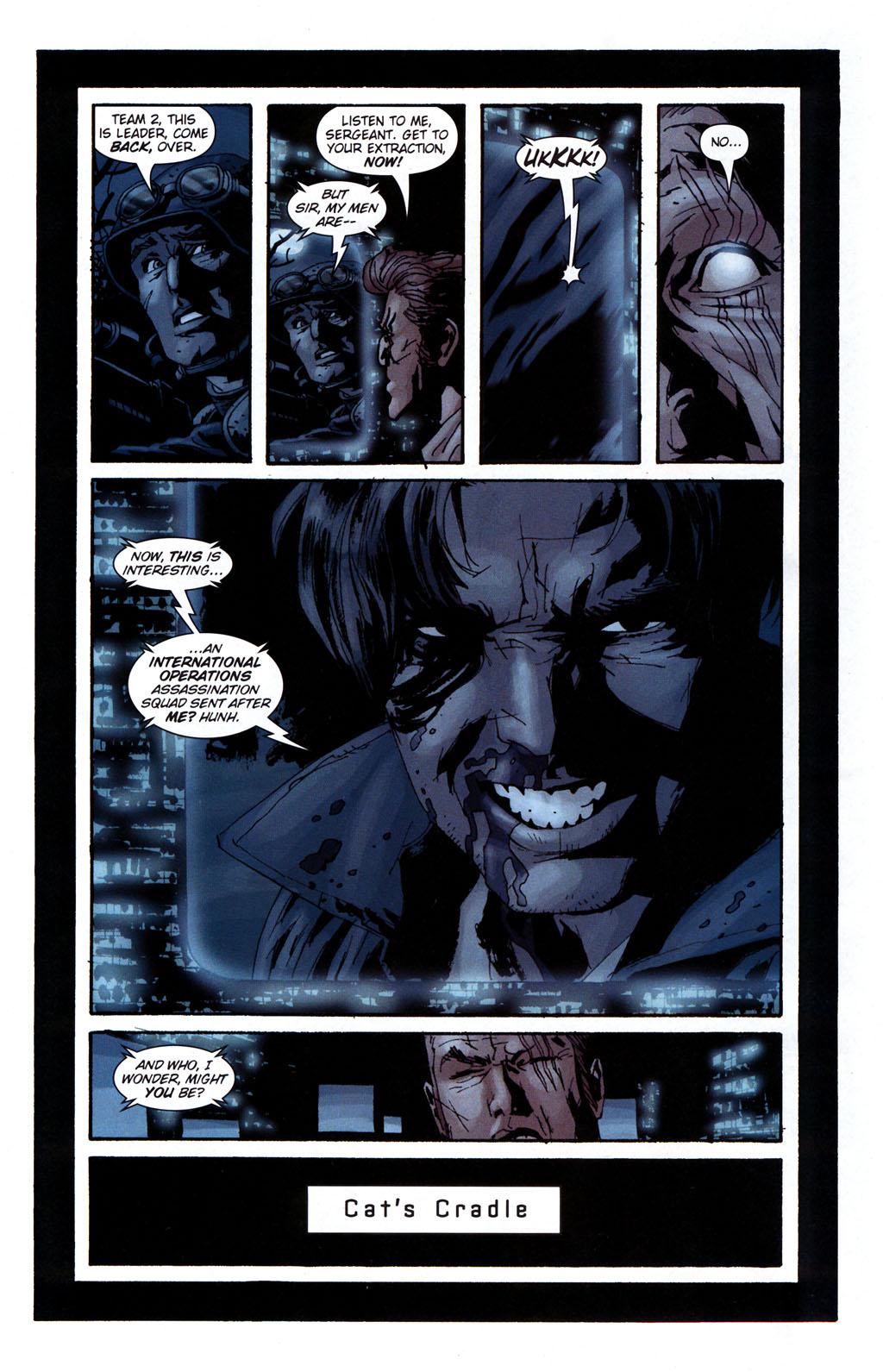 Read online Sleeper: Season Two comic -  Issue #5 - 6