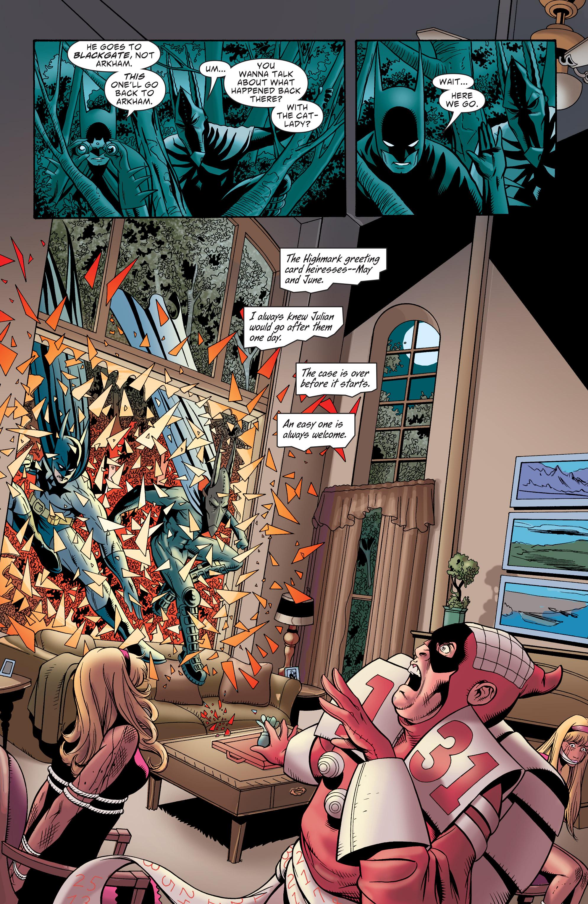 Read online Batman: The Widening Gyre comic -  Issue #6 - 34