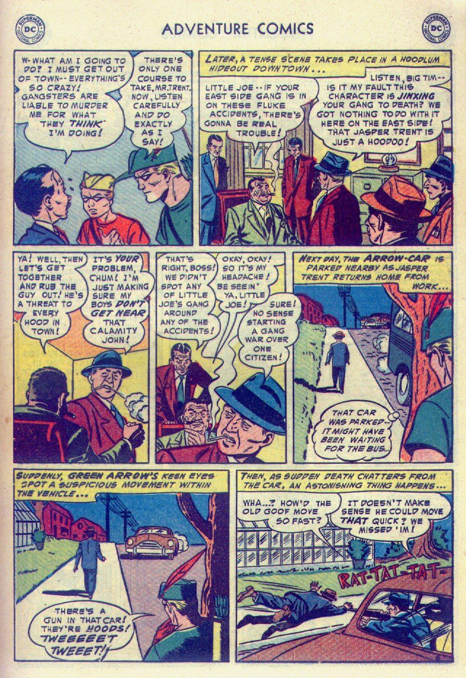Read online Adventure Comics (1938) comic -  Issue #201 - 39