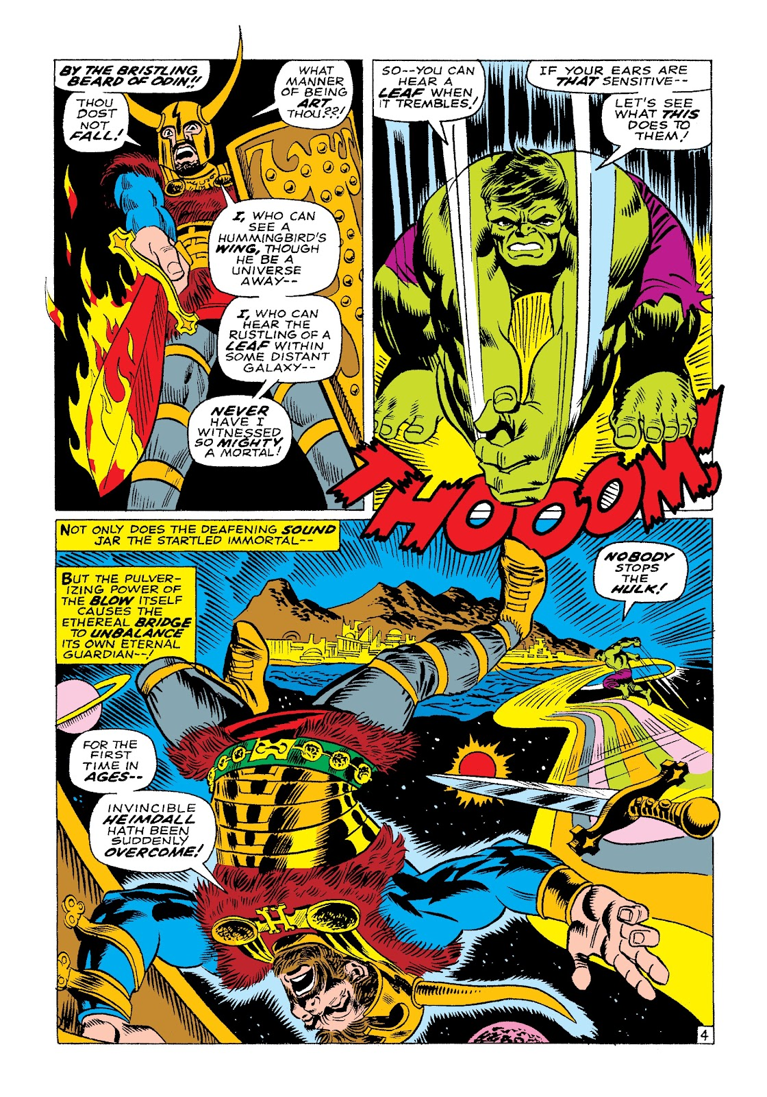 Read online Marvel Masterworks: The Incredible Hulk comic -  Issue # TPB 3 (Part 3) - 55