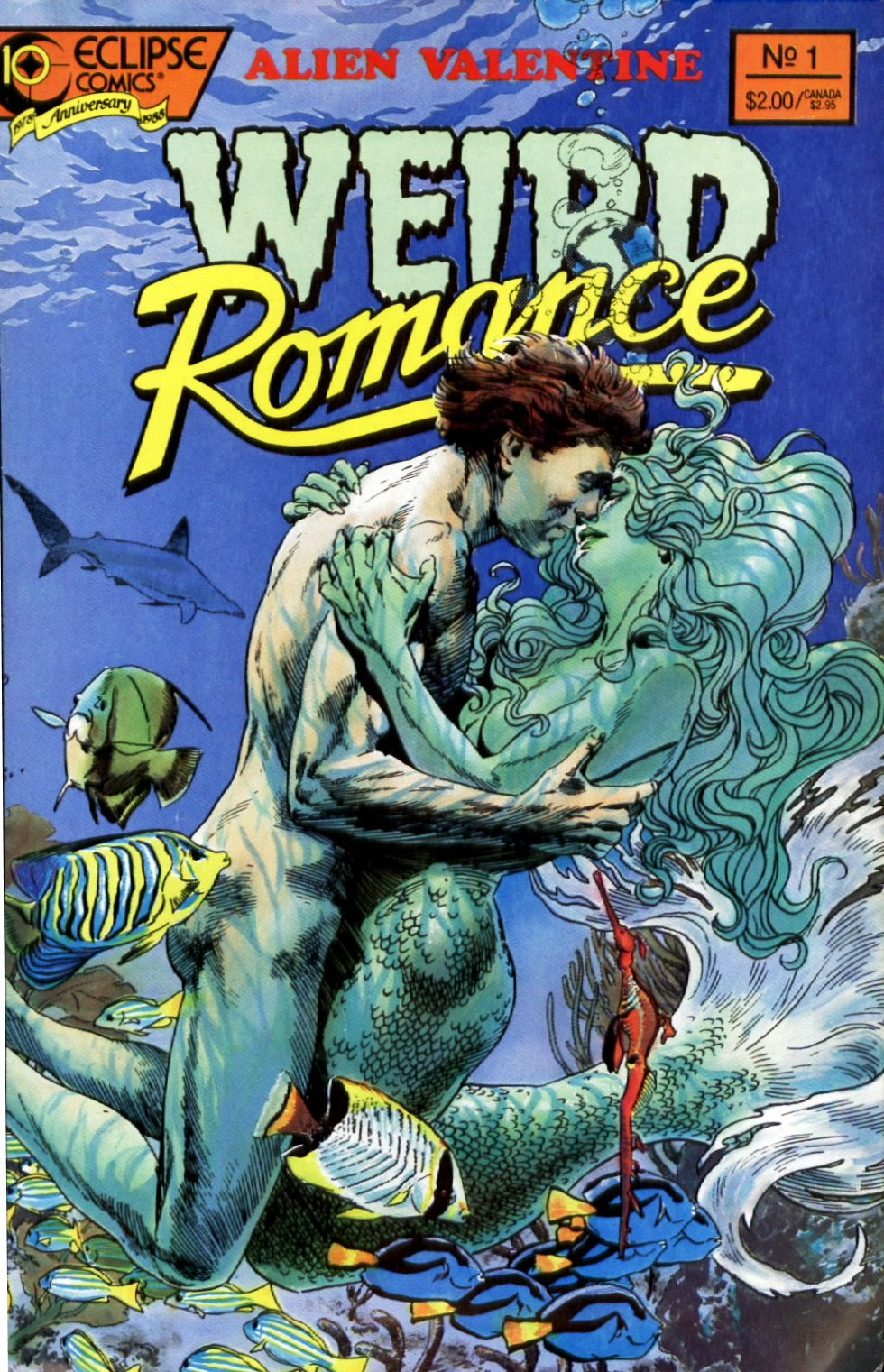 Weird Romance issue Full - Page 1