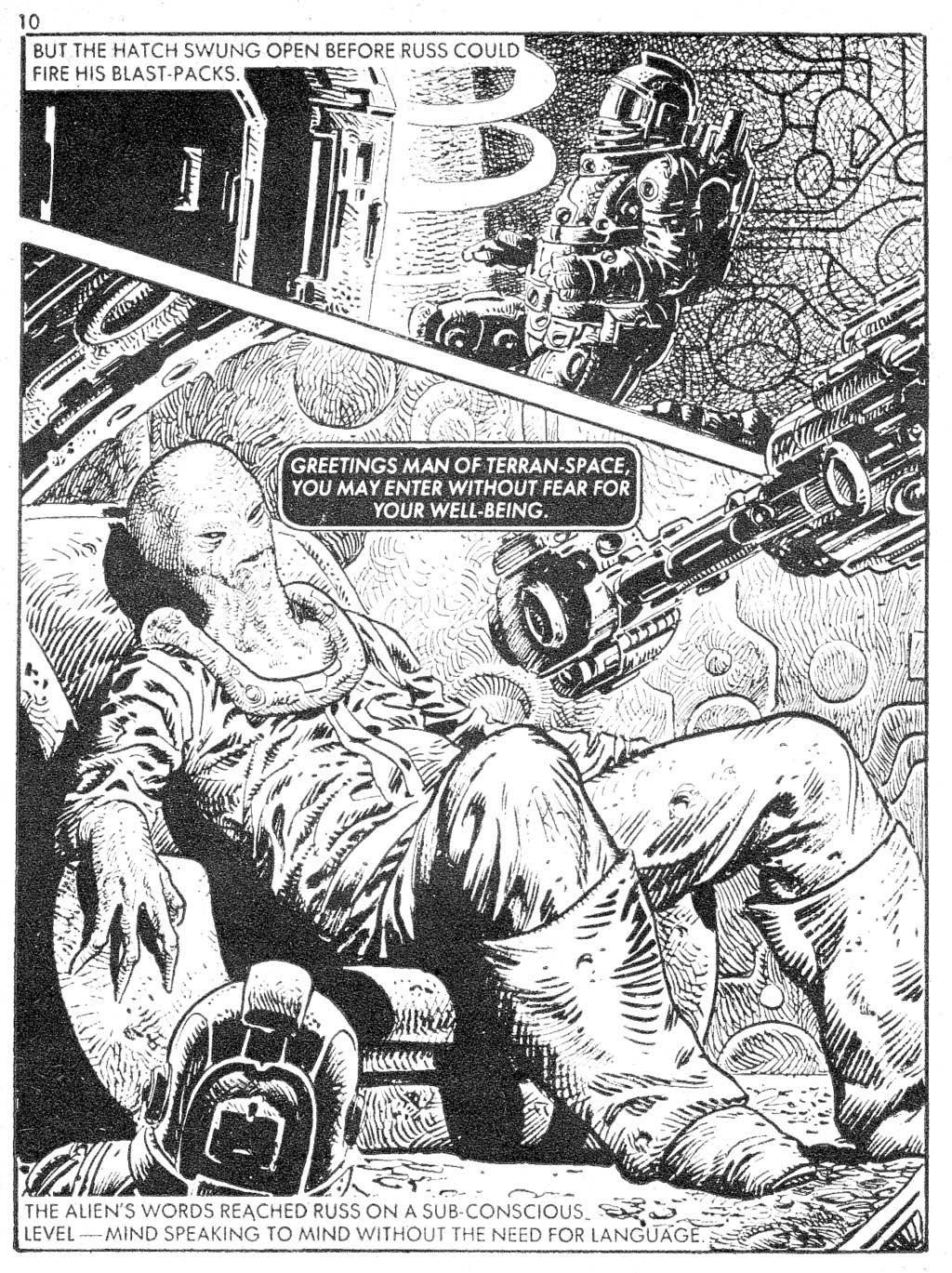 Starblazer issue 87 - Page 10