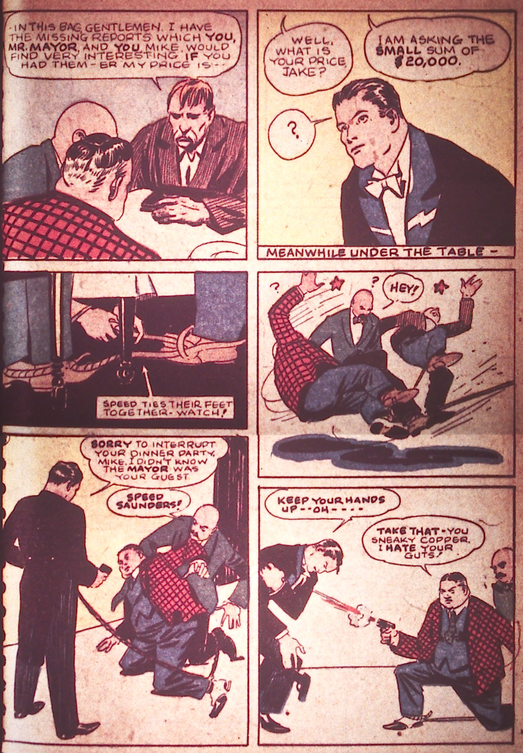 Read online Detective Comics (1937) comic -  Issue #9 - 7