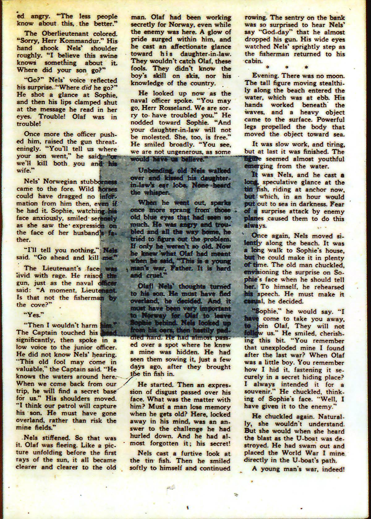 Read online Adventure Comics (1938) comic -  Issue #90 - 39
