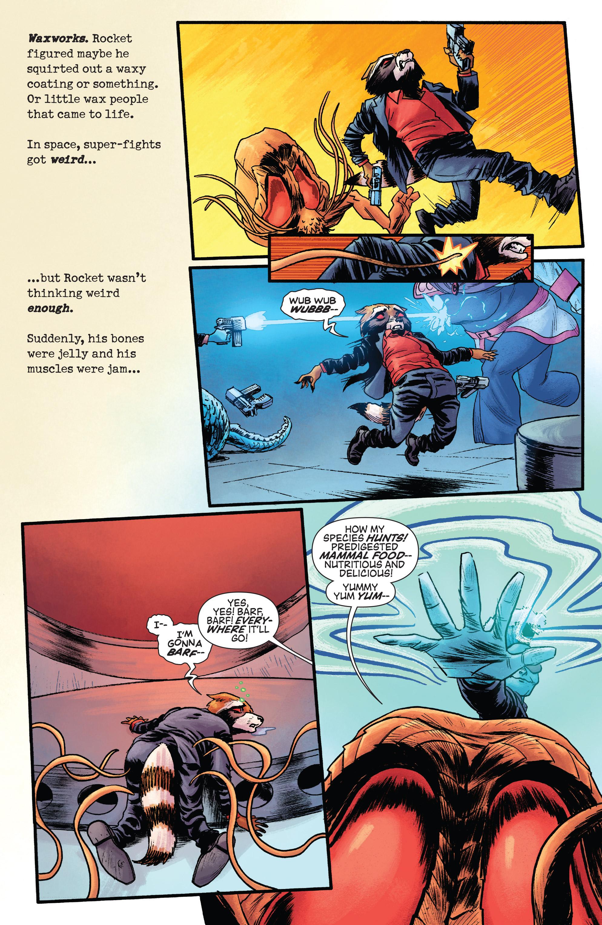 Read online Rocket comic -  Issue #2 - 8