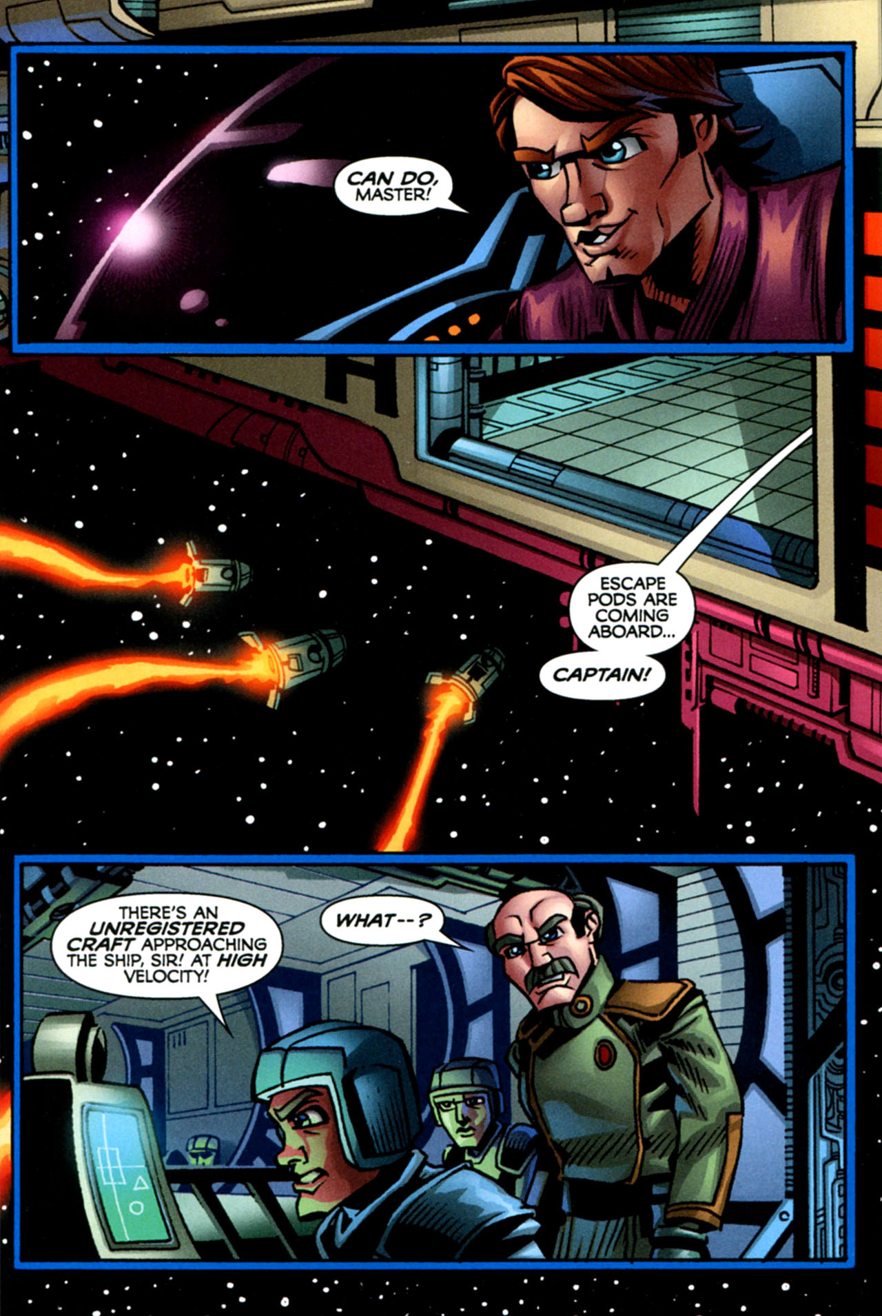 Read online Star Wars: The Clone Wars - The Starcrusher Trap comic -  Issue # Full - 59