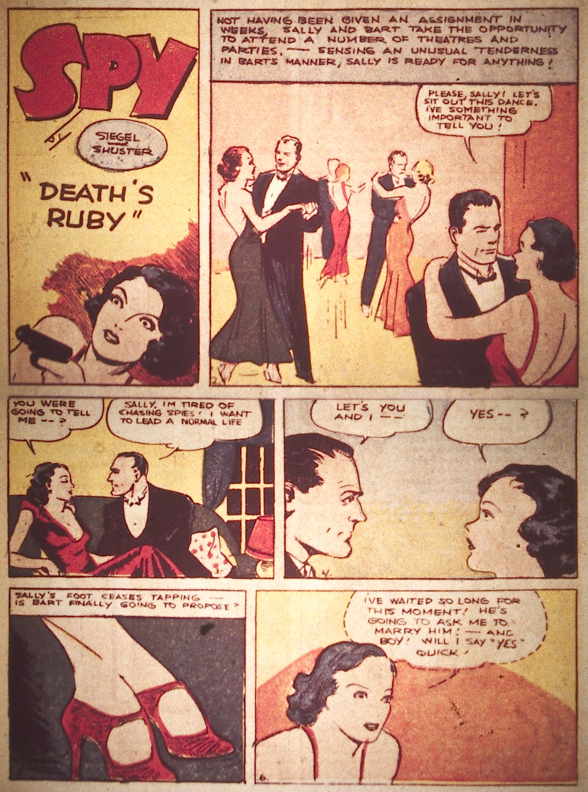 Read online Detective Comics (1937) comic -  Issue #18 - 26