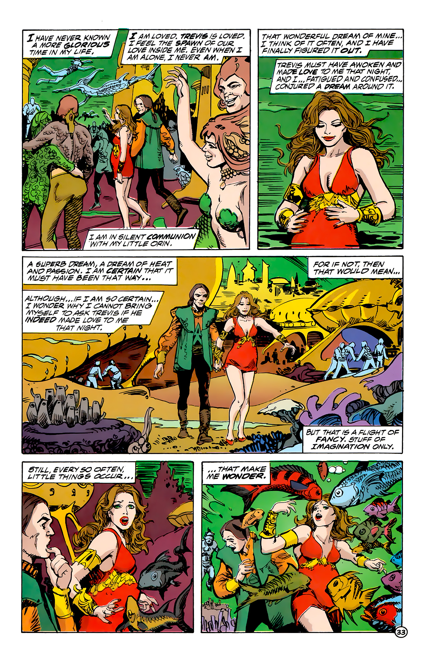 Read online Atlantis Chronicles comic -  Issue #7 - 34