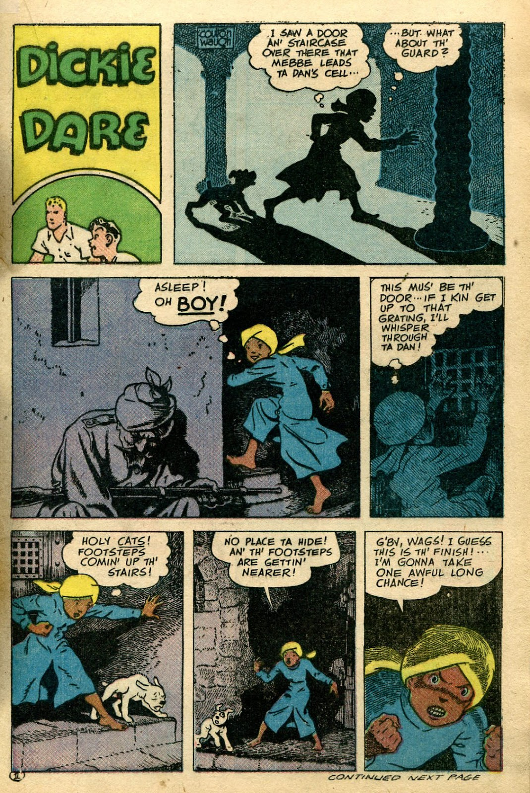 Read online Famous Funnies comic -  Issue #135 - 21