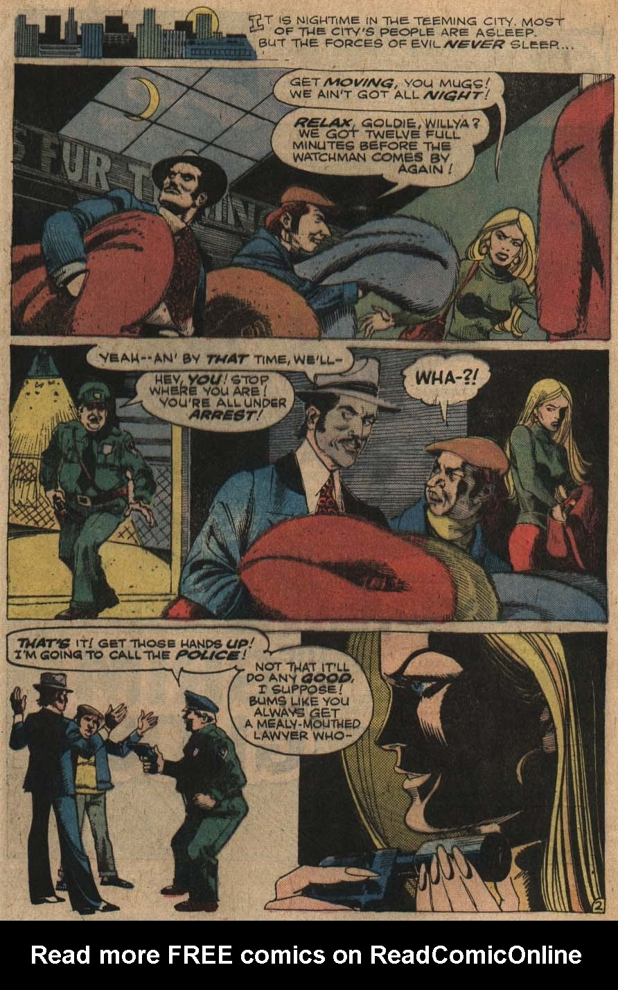 The Grim Ghost (1975) issue 1 - Page 3