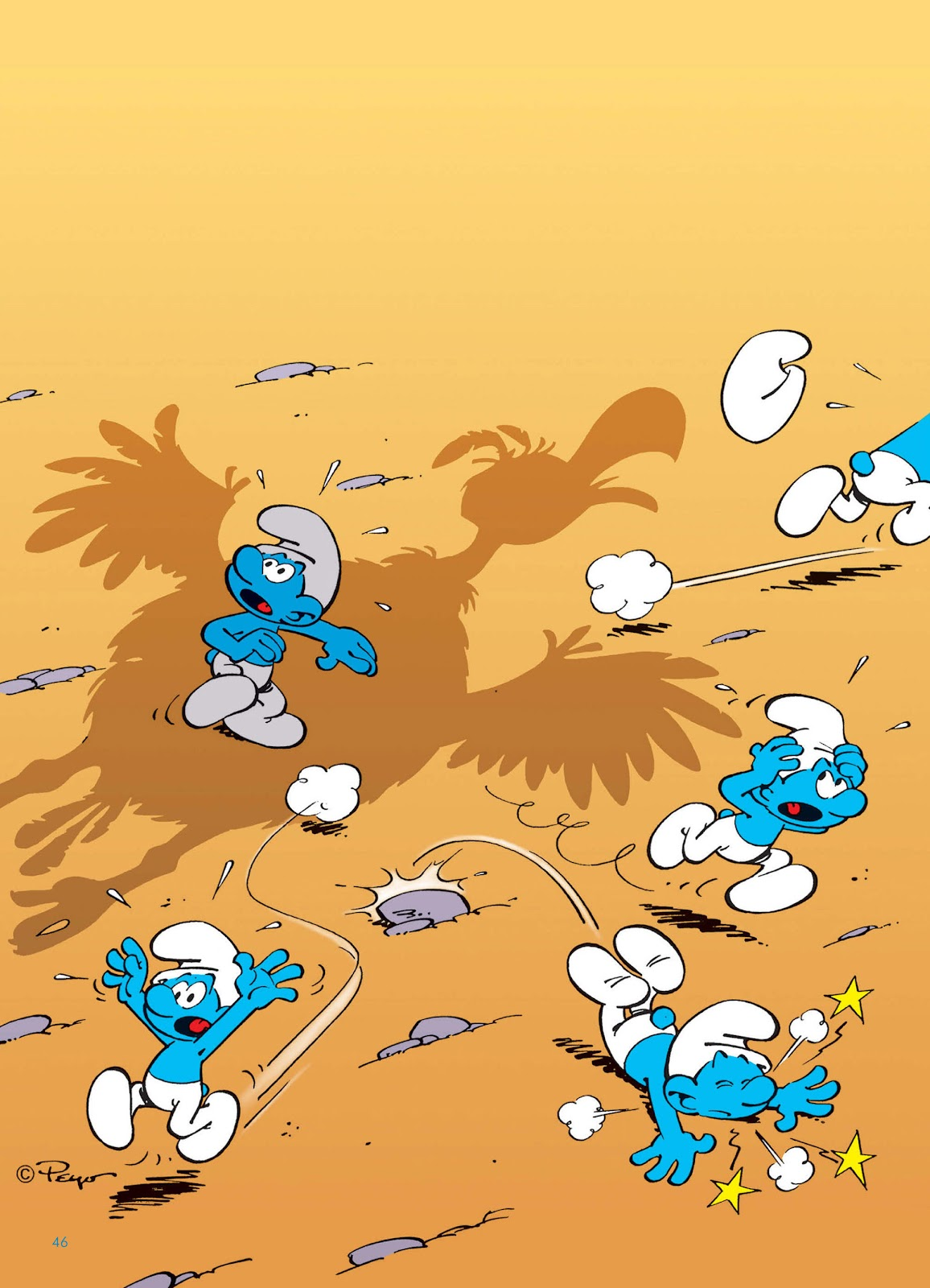 Read online The Smurfs comic -  Issue #15 - 47