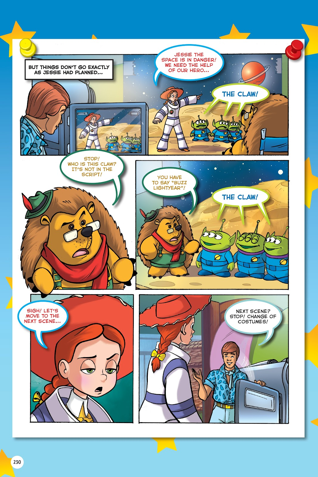 Read online DISNEY·PIXAR Toy Story Adventures comic -  Issue # TPB 1 (Part 3) - 30