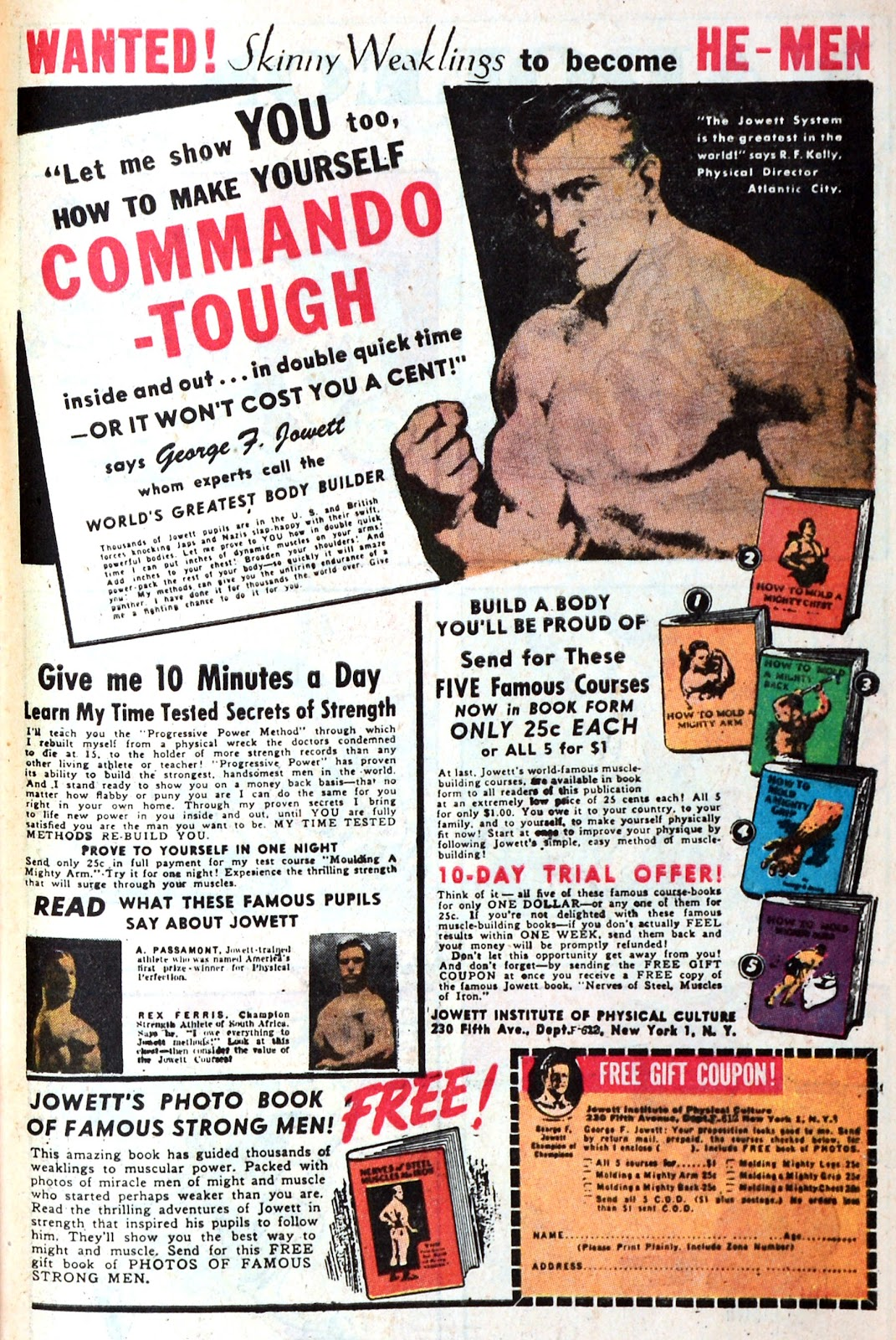 Read online Famous Funnies comic -  Issue #149 - 49