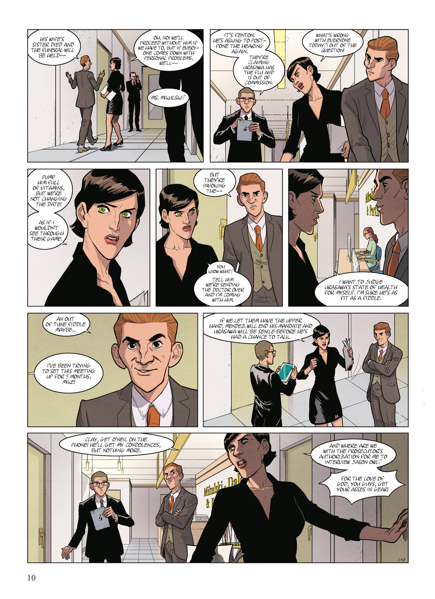 Read online Alter Ego comic -  Issue #9 - 12