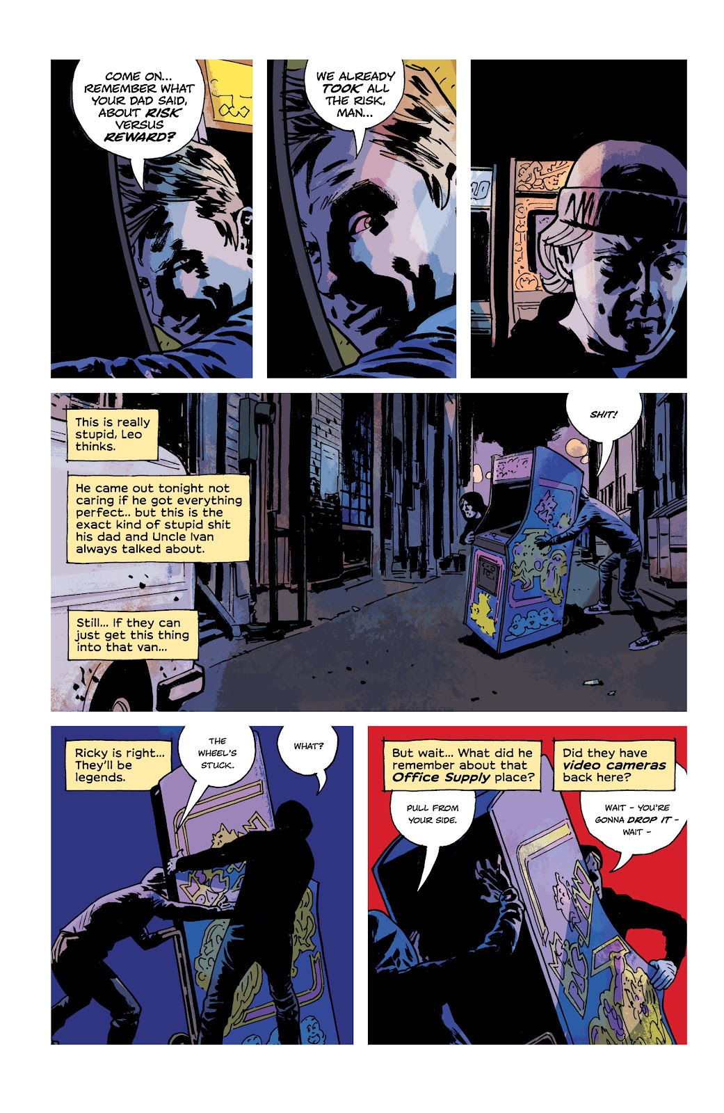 Read online Criminal (2019) comic -  Issue #9 - 21