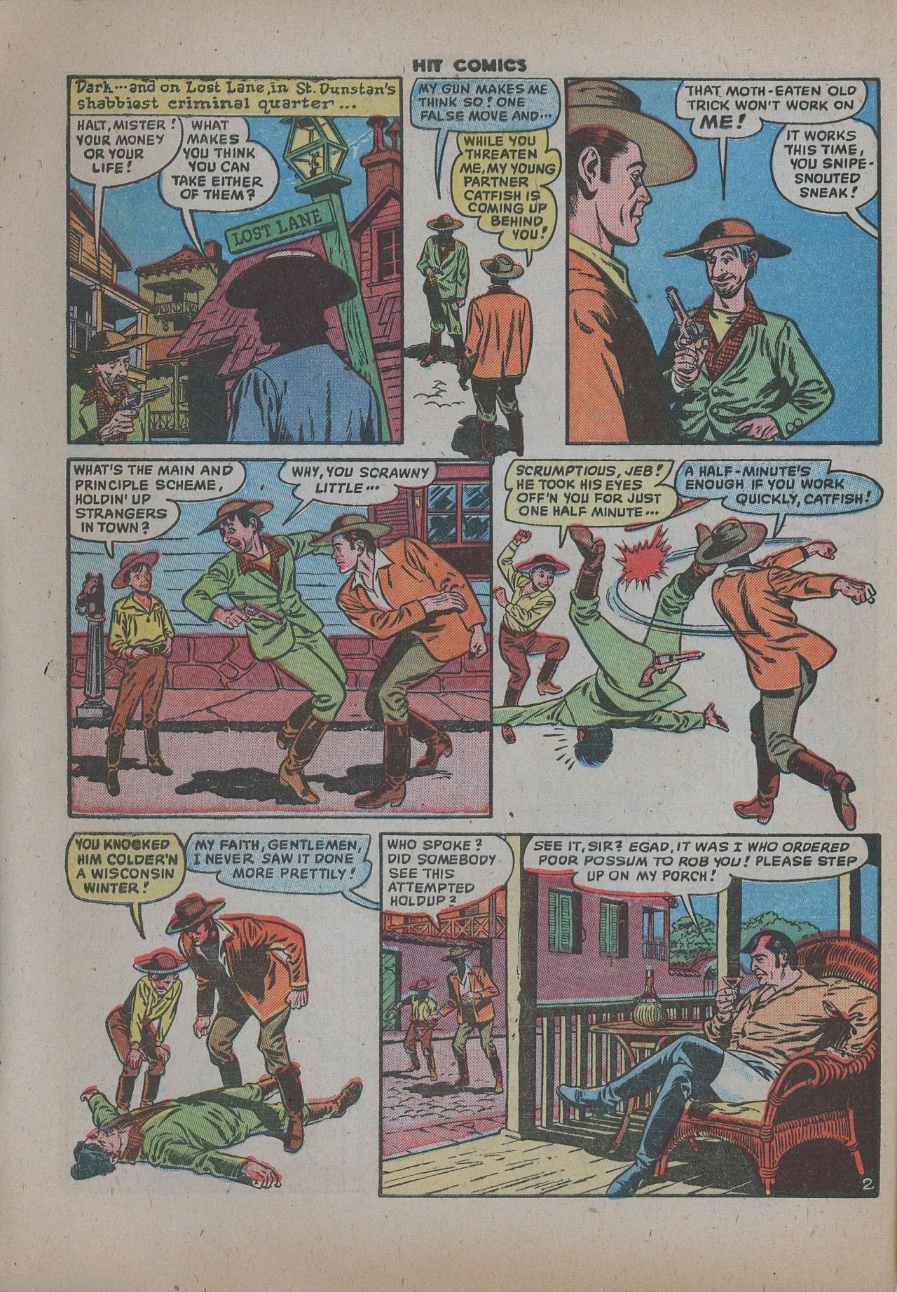 Read online Hit Comics comic -  Issue #62 - 5