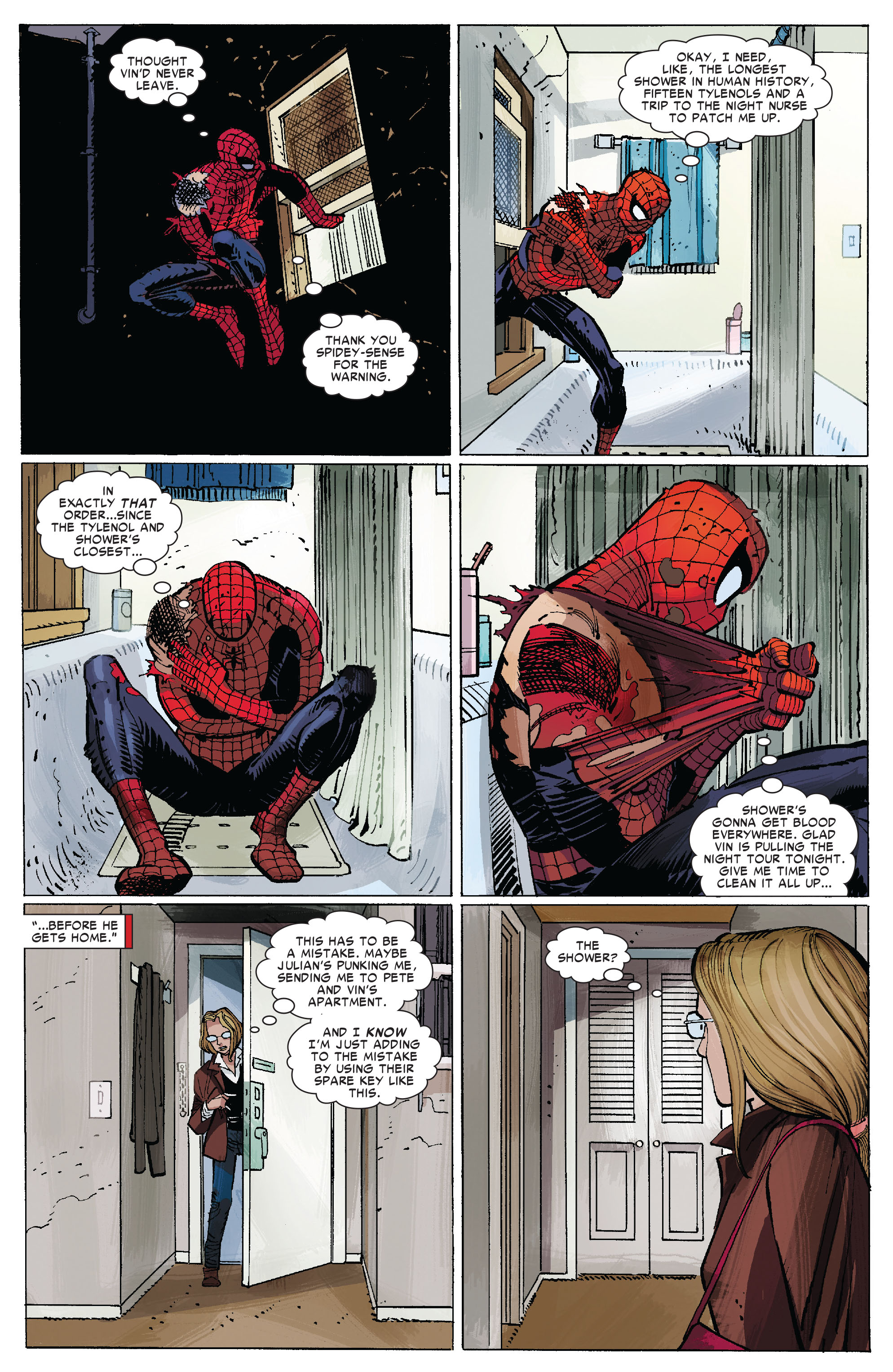 The Amazing Spider-Man (1963) 584 Page 21