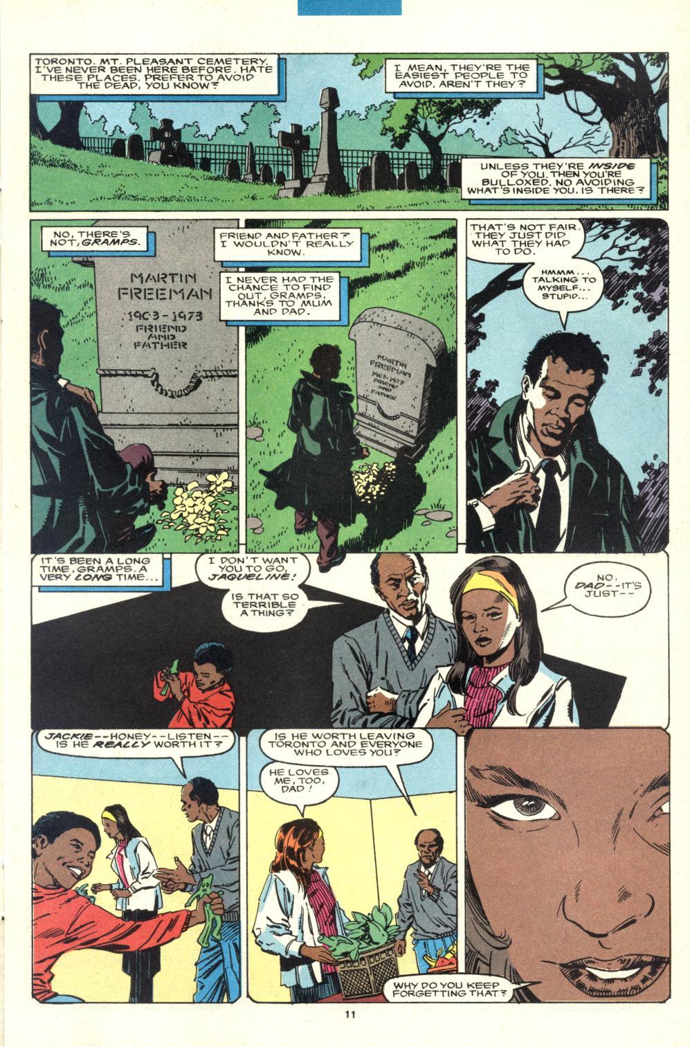 Read online Alpha Flight (1983) comic -  Issue #95 - 9