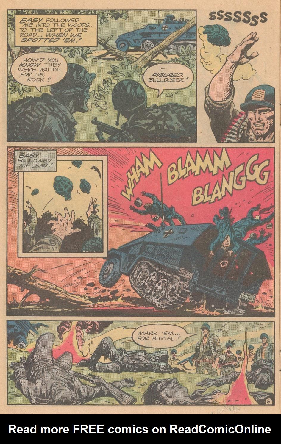 Read online Sgt. Rock comic -  Issue #363 - 7