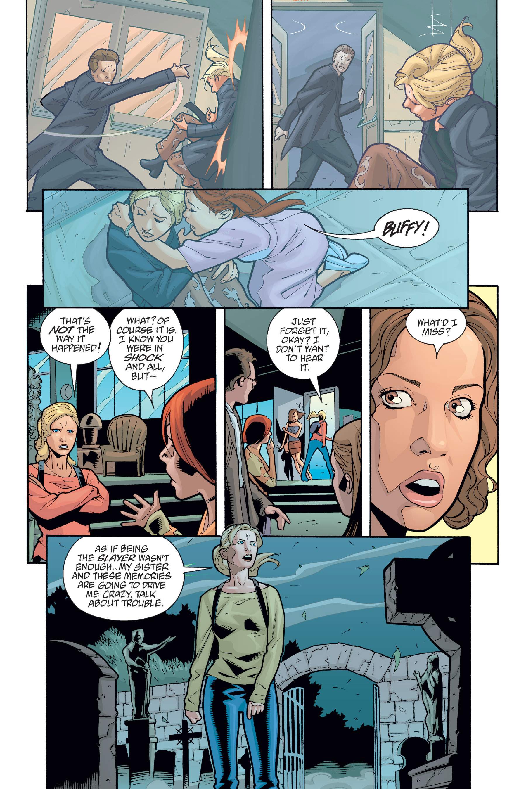 Read online Buffy the Vampire Slayer: Omnibus comic -  Issue # TPB 6 - 355